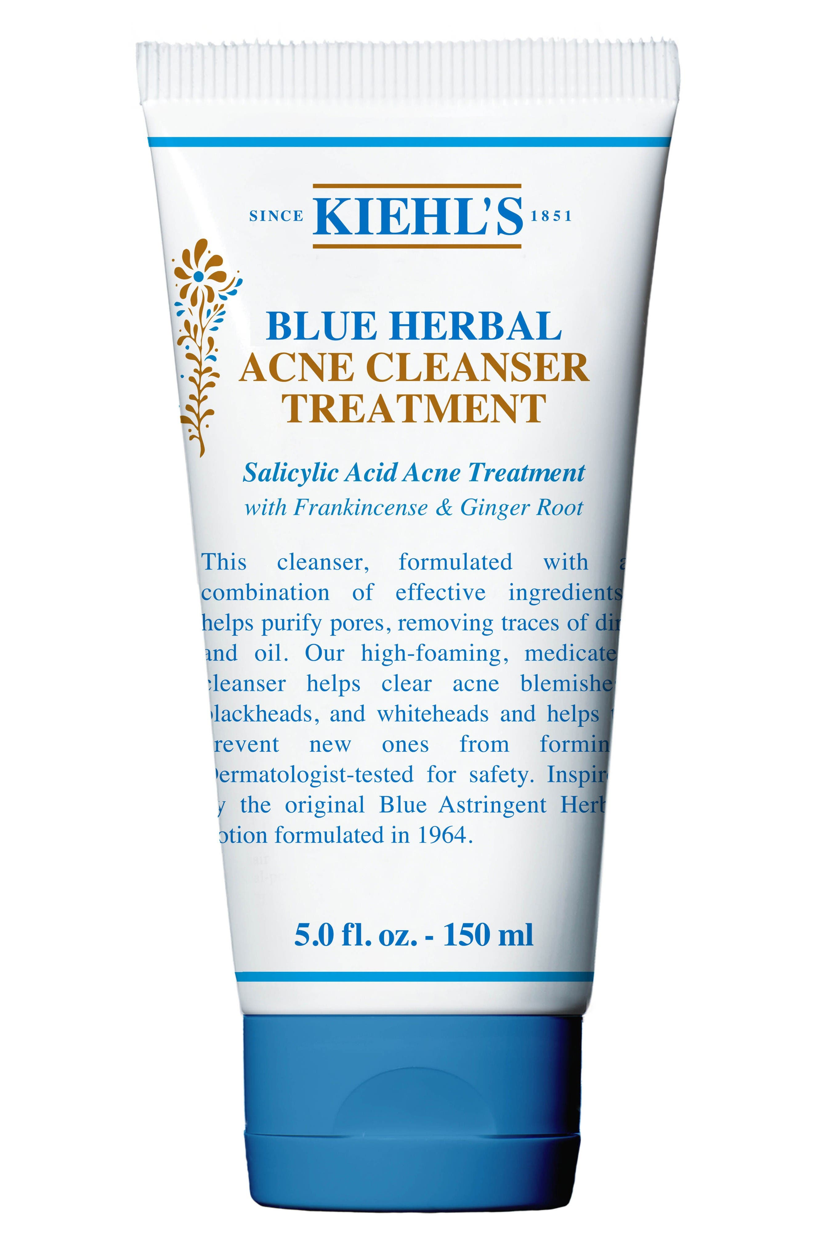 Kiehl's Since 1851 Blue Herbal Cleanser