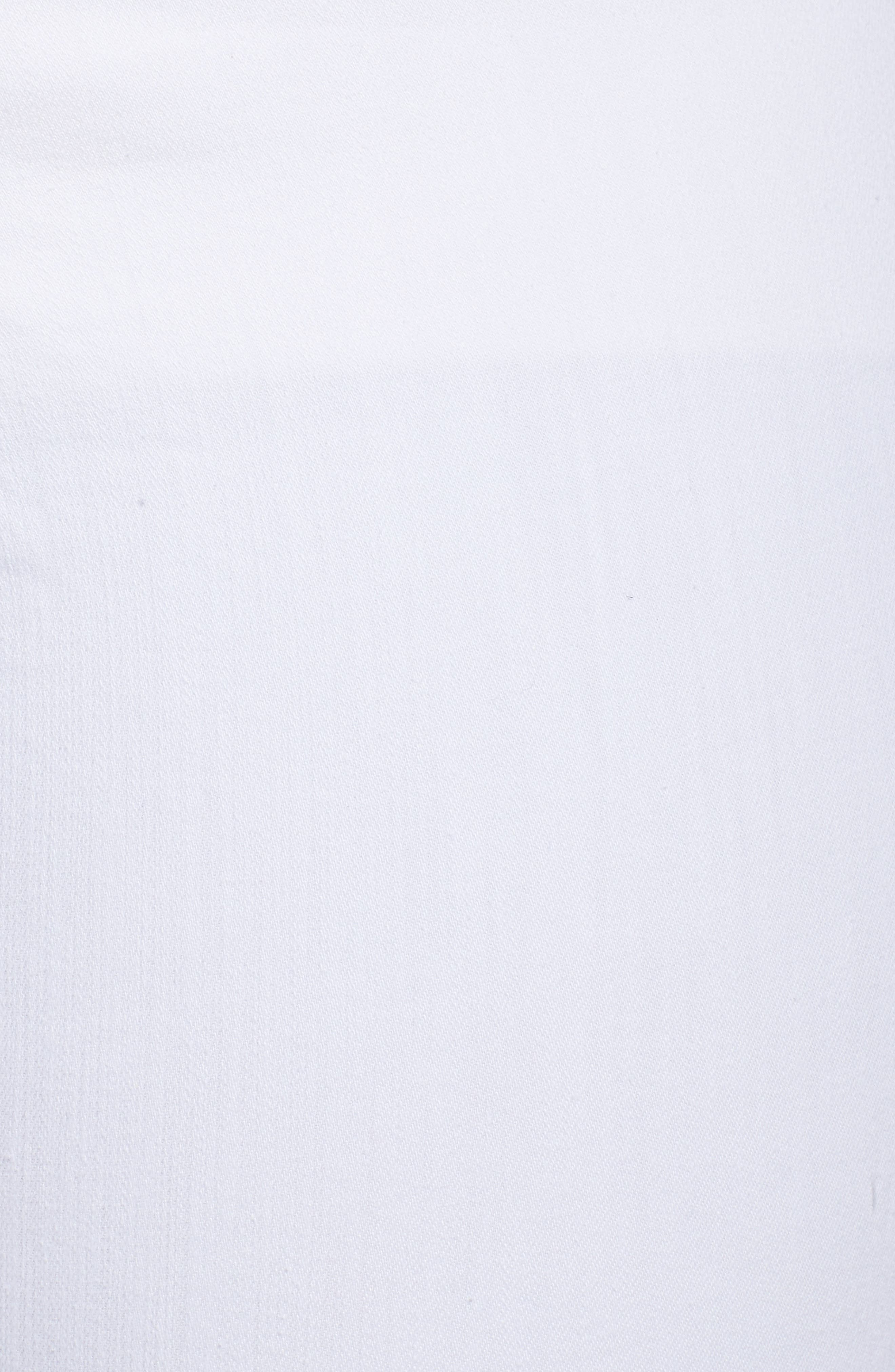 Alternate Image 5  - NYDJ Briella Stretch Denim Shorts (Plus Size)