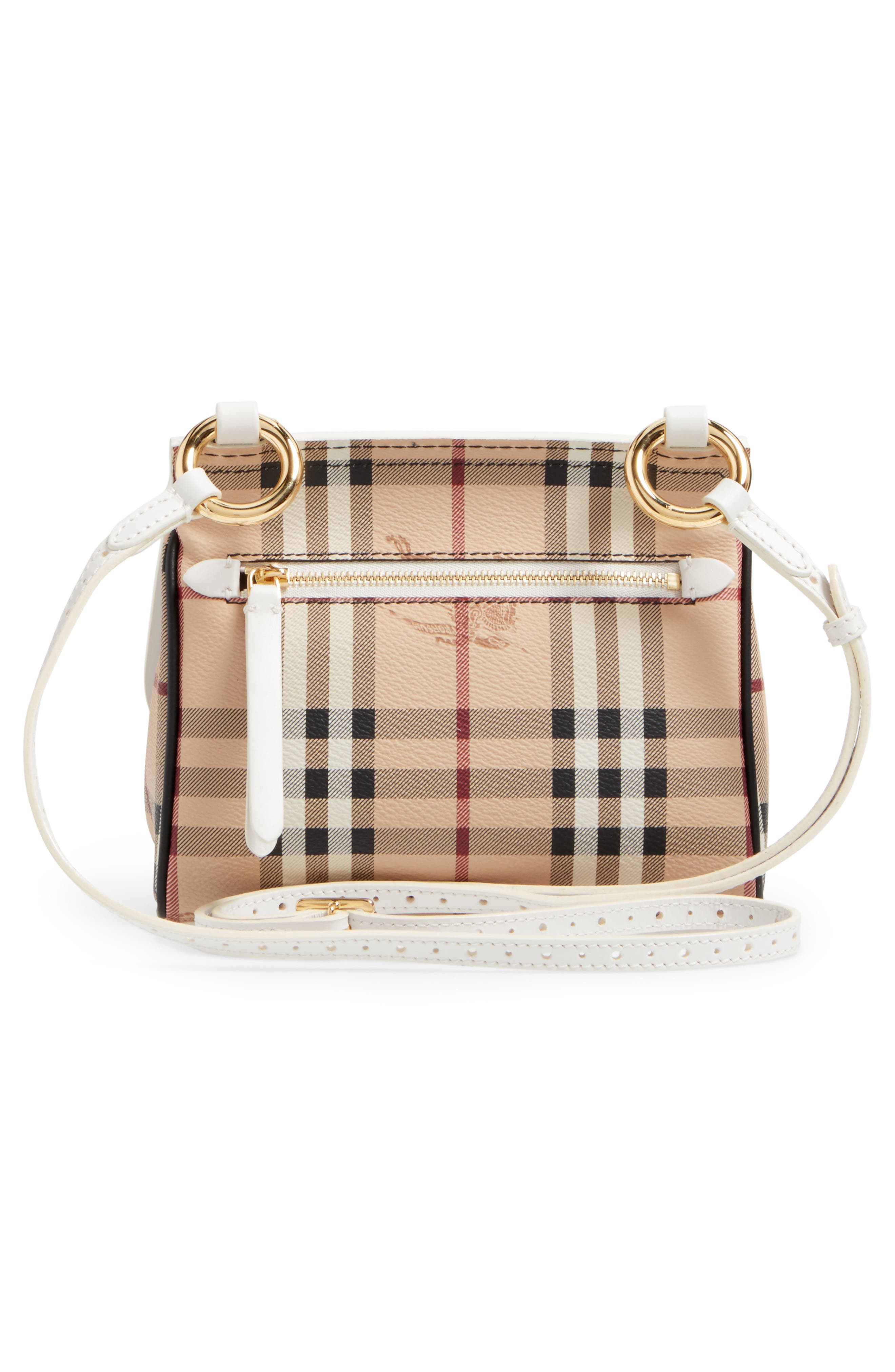 Alternate Image 3  - Burberry Baby Bridle Crossbody Bag