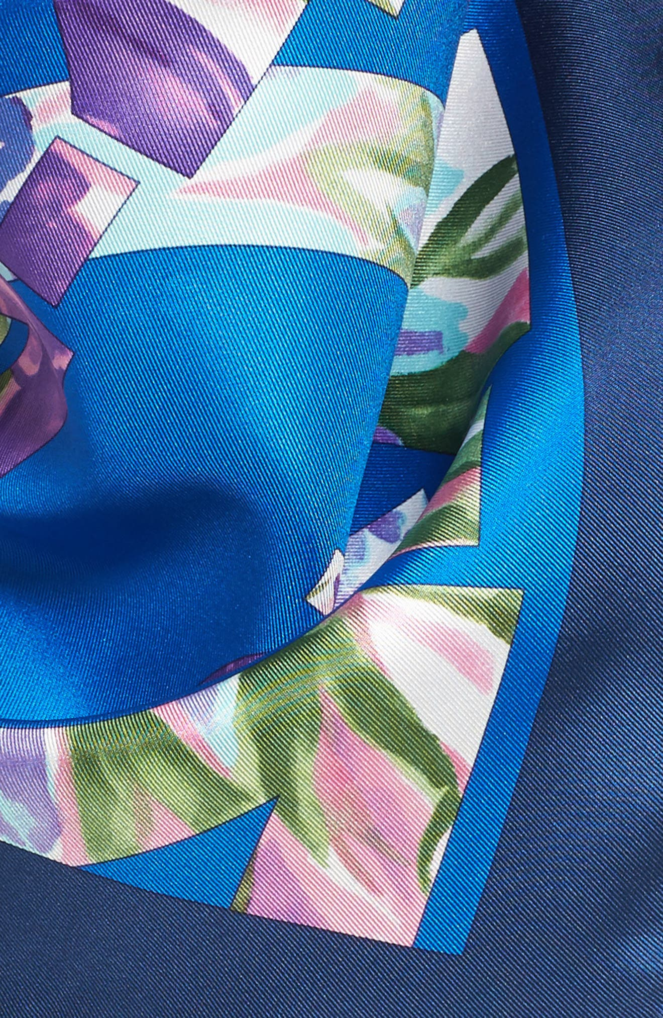Alternate Image 3  - Salvatore Ferragamo Silk Scarf