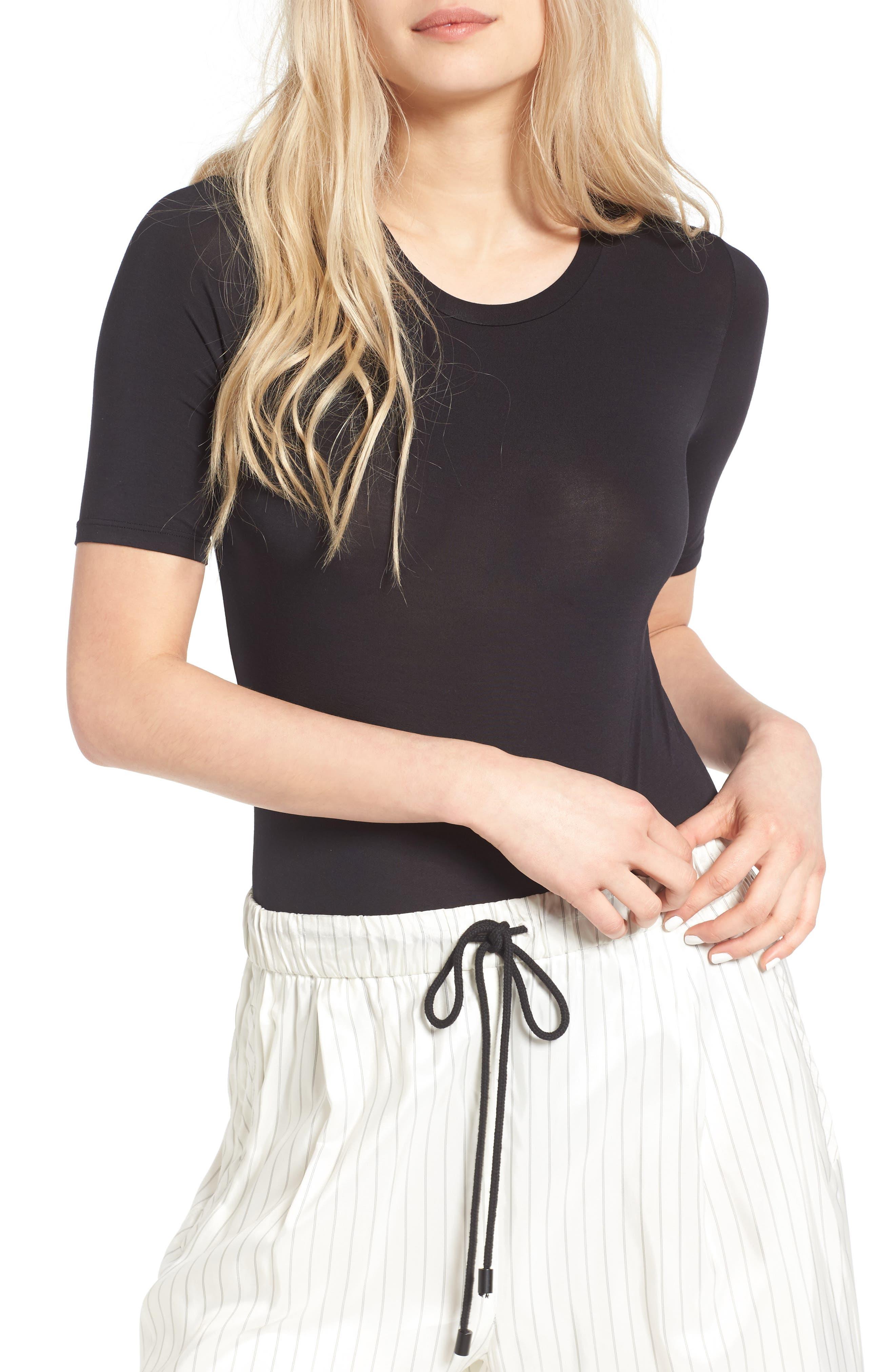 Alternate Image 1 Selected - Tuxe Keynote Bodysuit