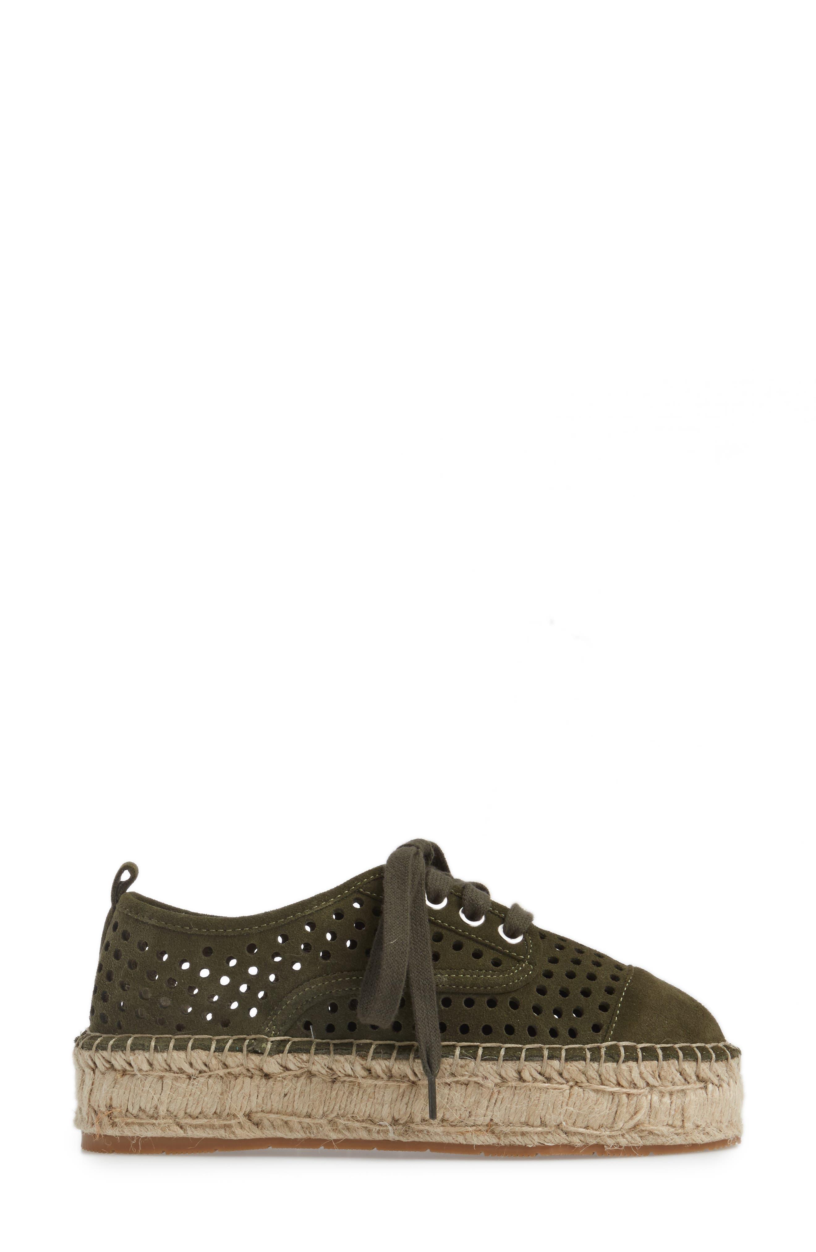 Alternate Image 3  - JSlides Rileyy Espadrille Sneaker (Women)