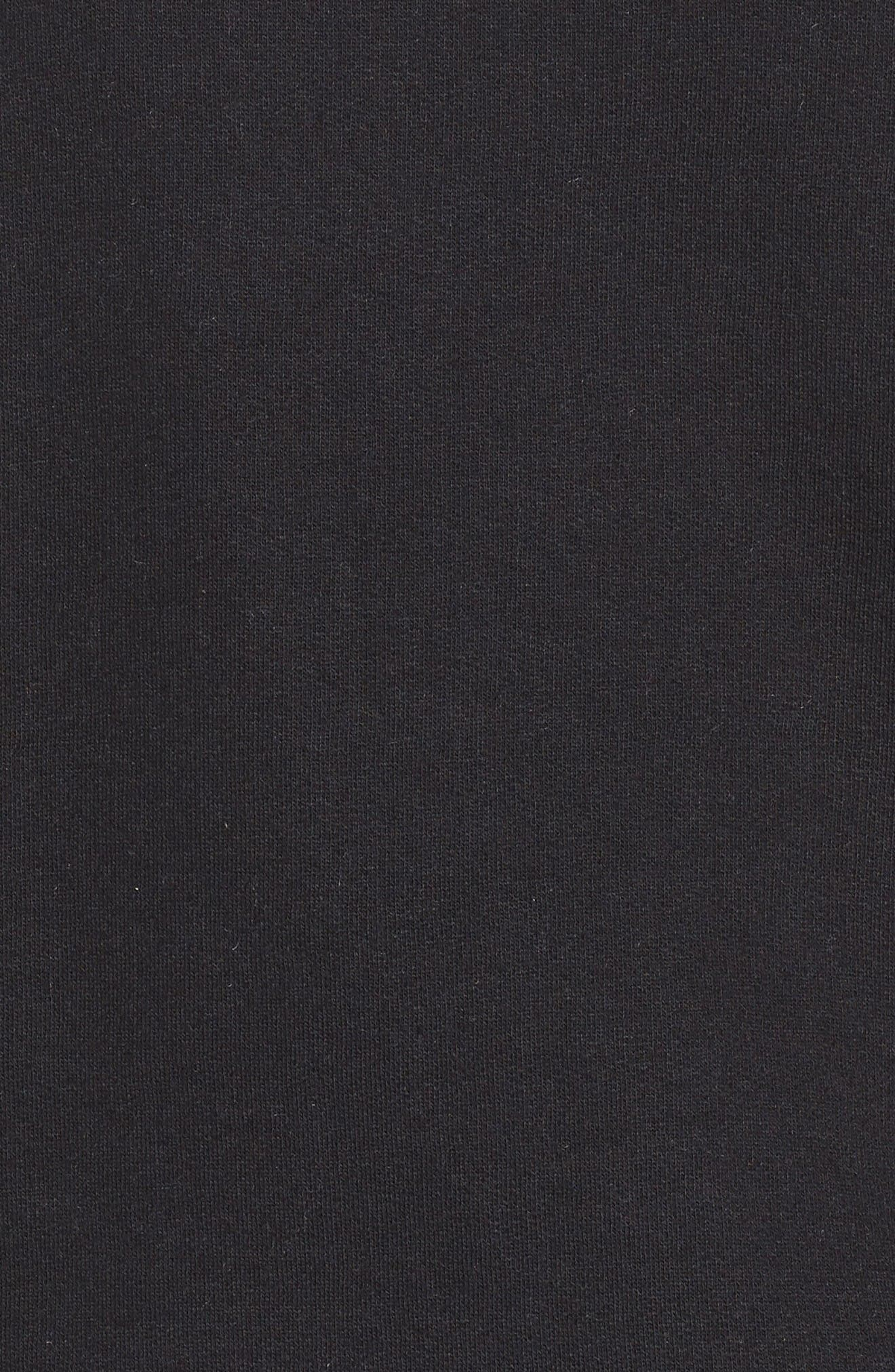 Alternate Image 5  - BRUNETTE the Label Redhead Lounge Sweatshirt