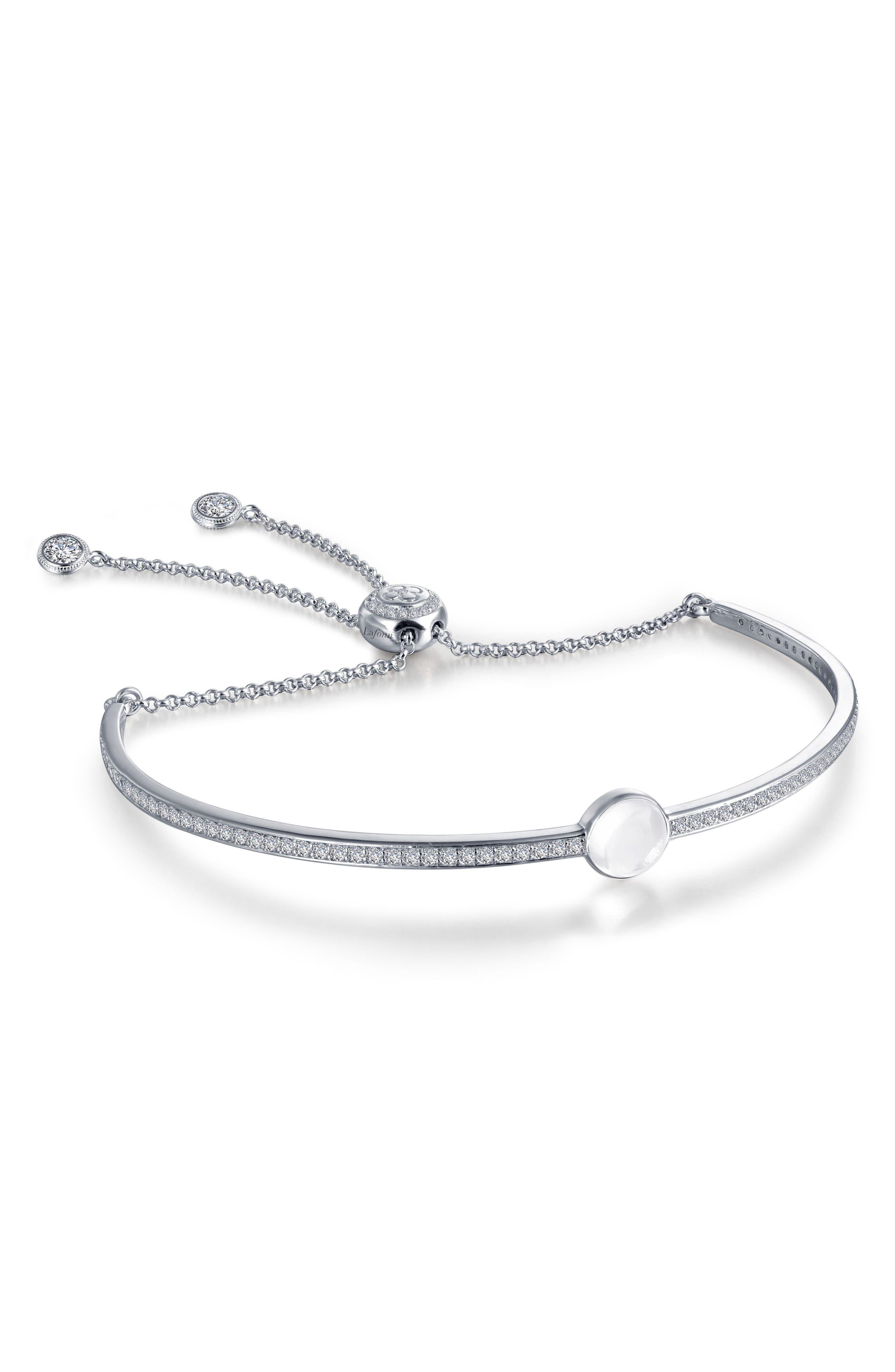 Main Image - Lafonn Jewel Simulated Diamond Birthstone Bracelet