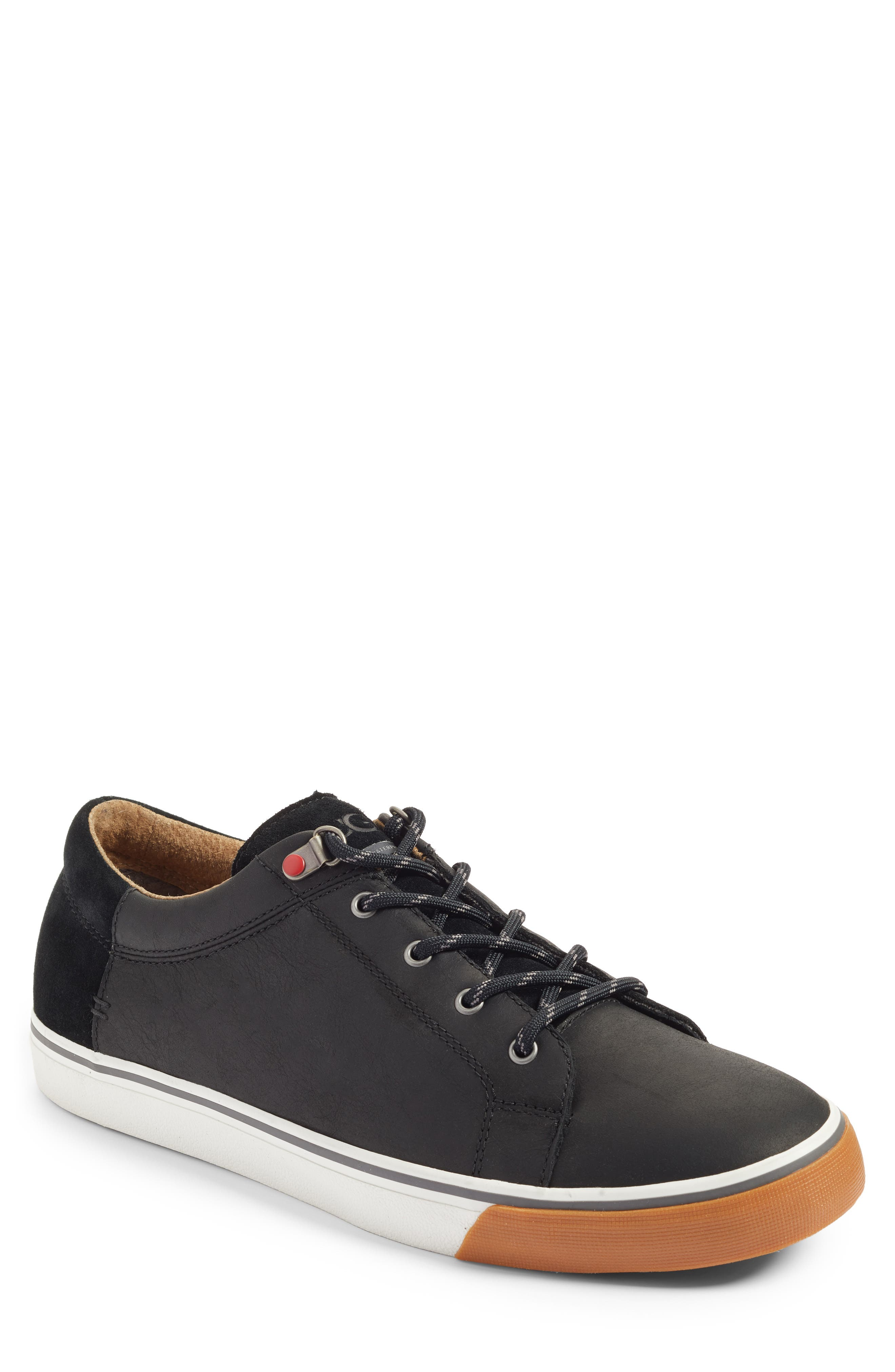 Brock Sneaker,                         Main,                         color, Black
