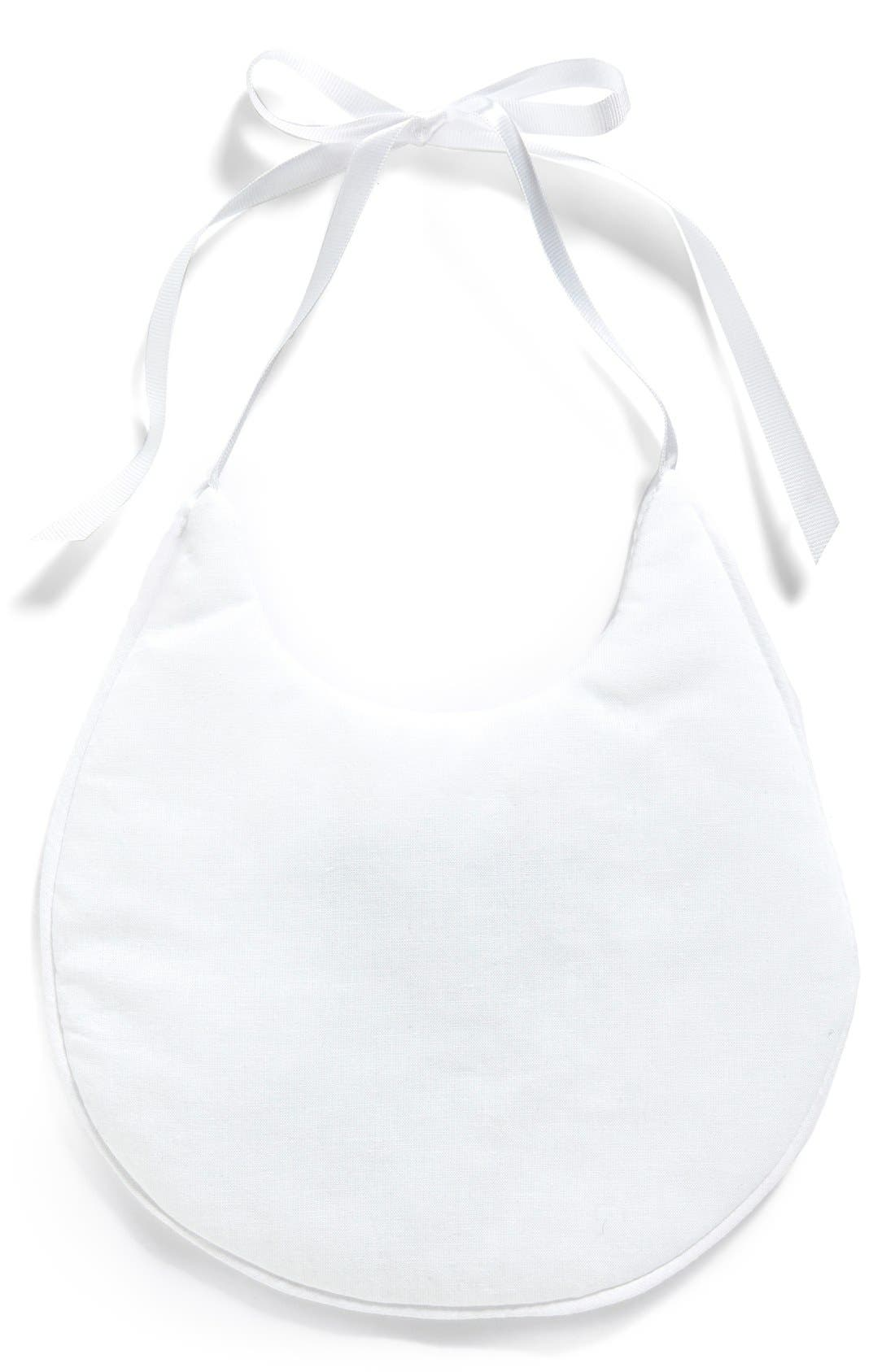 Alternate Image 1 Selected - Isabel Garreton Cotton Bib