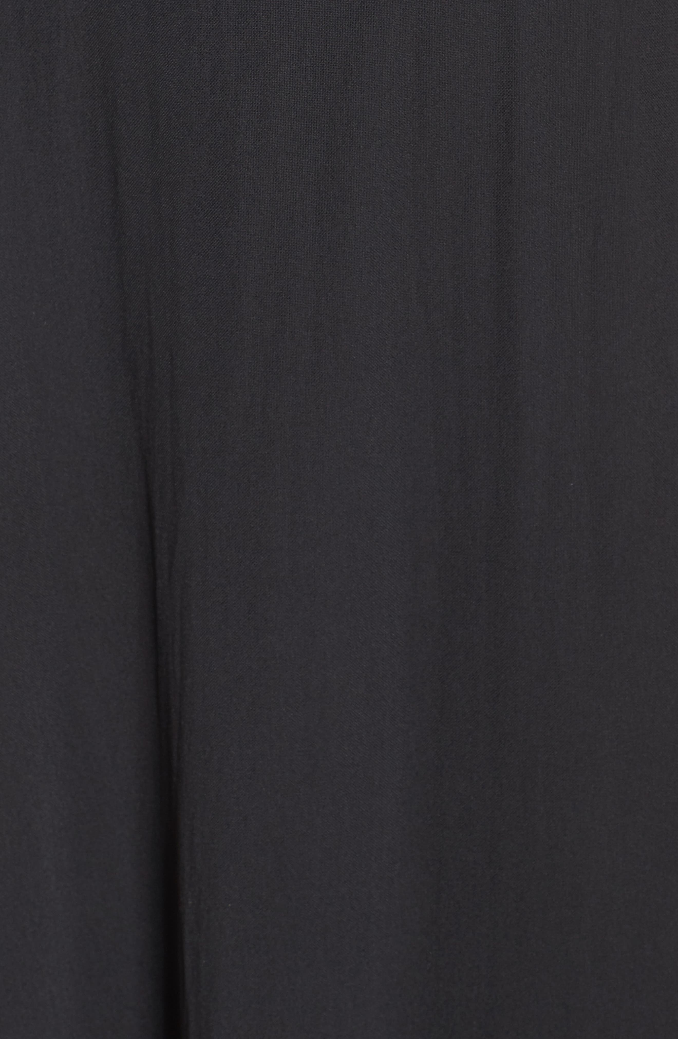 Alternate Image 5  - Pisarro Nights Embellished Mesh Gown (Regular & Petite)