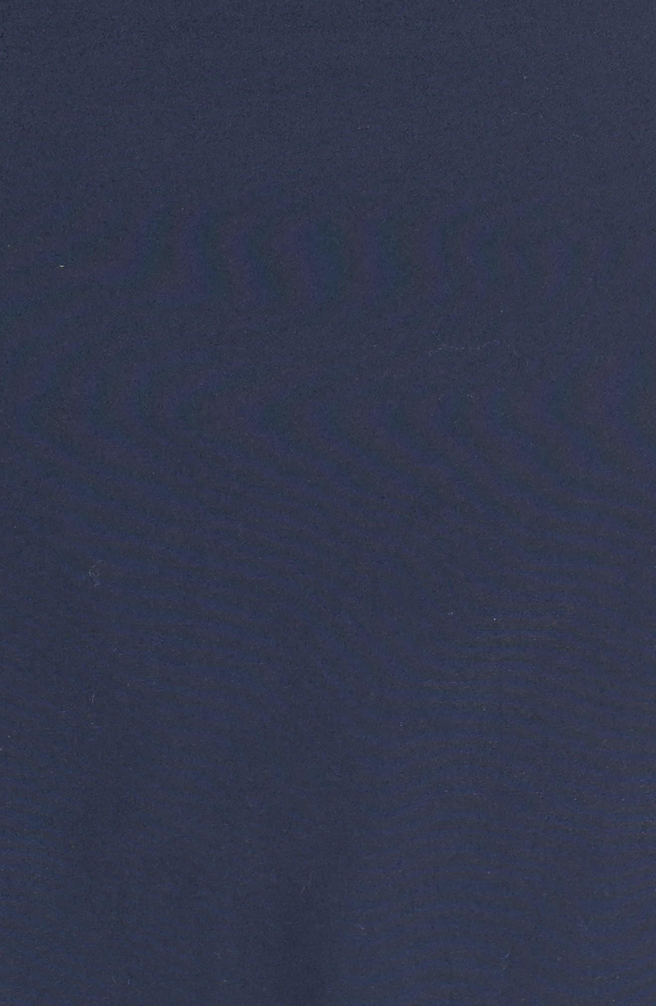 G4 Water Repellent Harrington Jacket,                             Alternate thumbnail 5, color,                             Navy