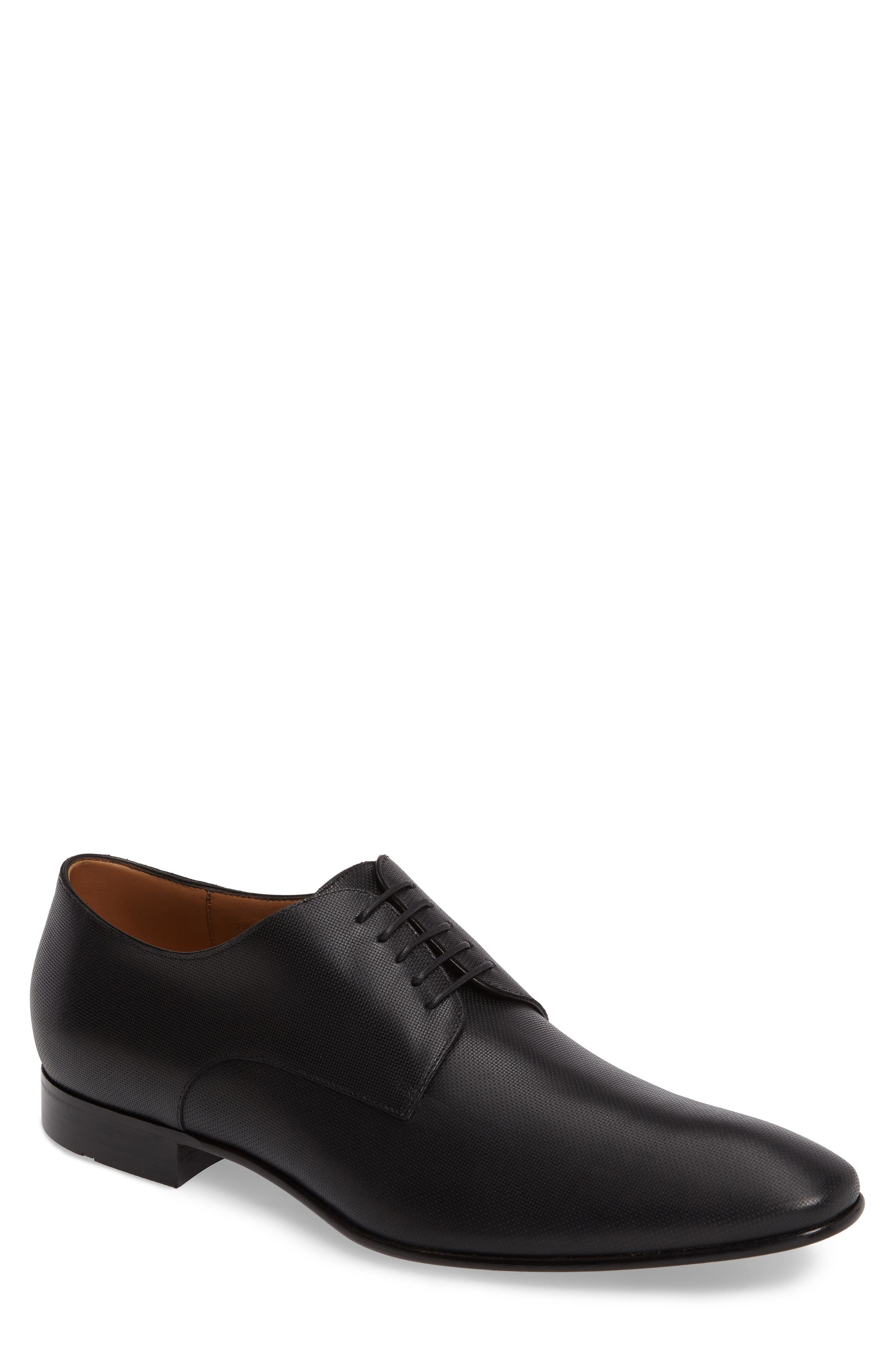 BOSS Prindo Plain Toe Derby (Men)