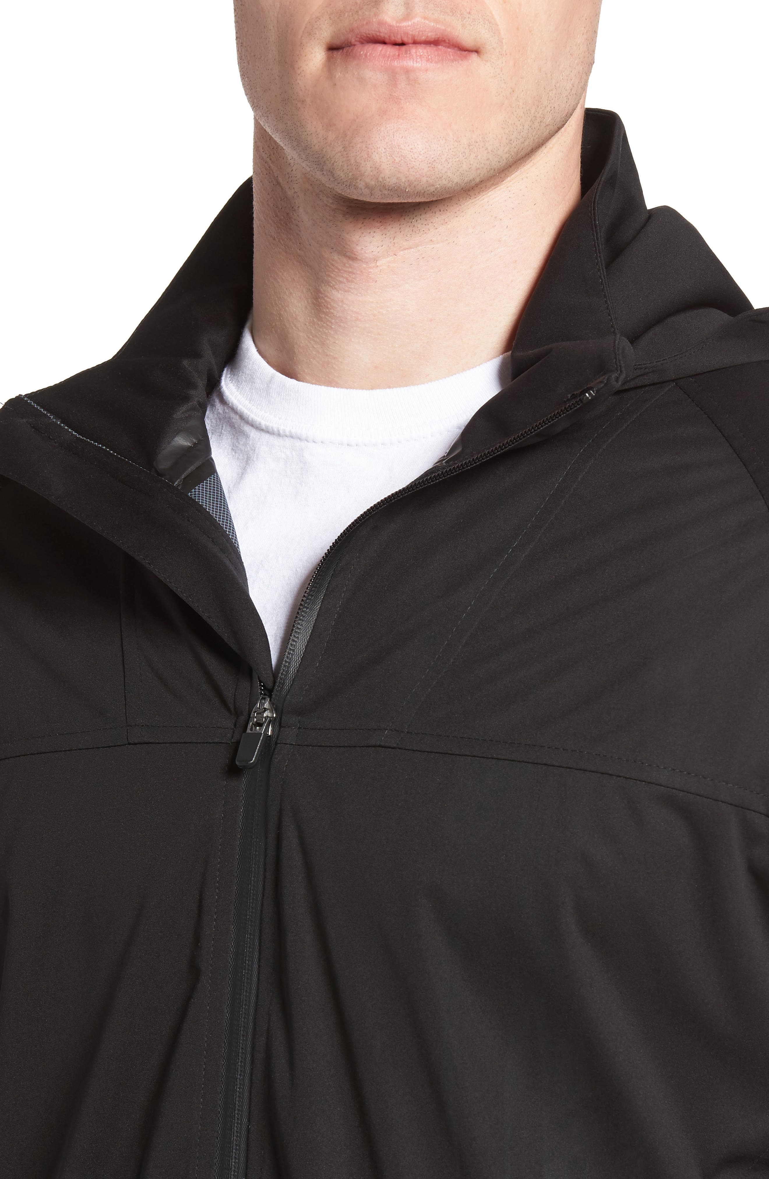 Alternate Image 4  - Zella Minimum Waterproof Jacket