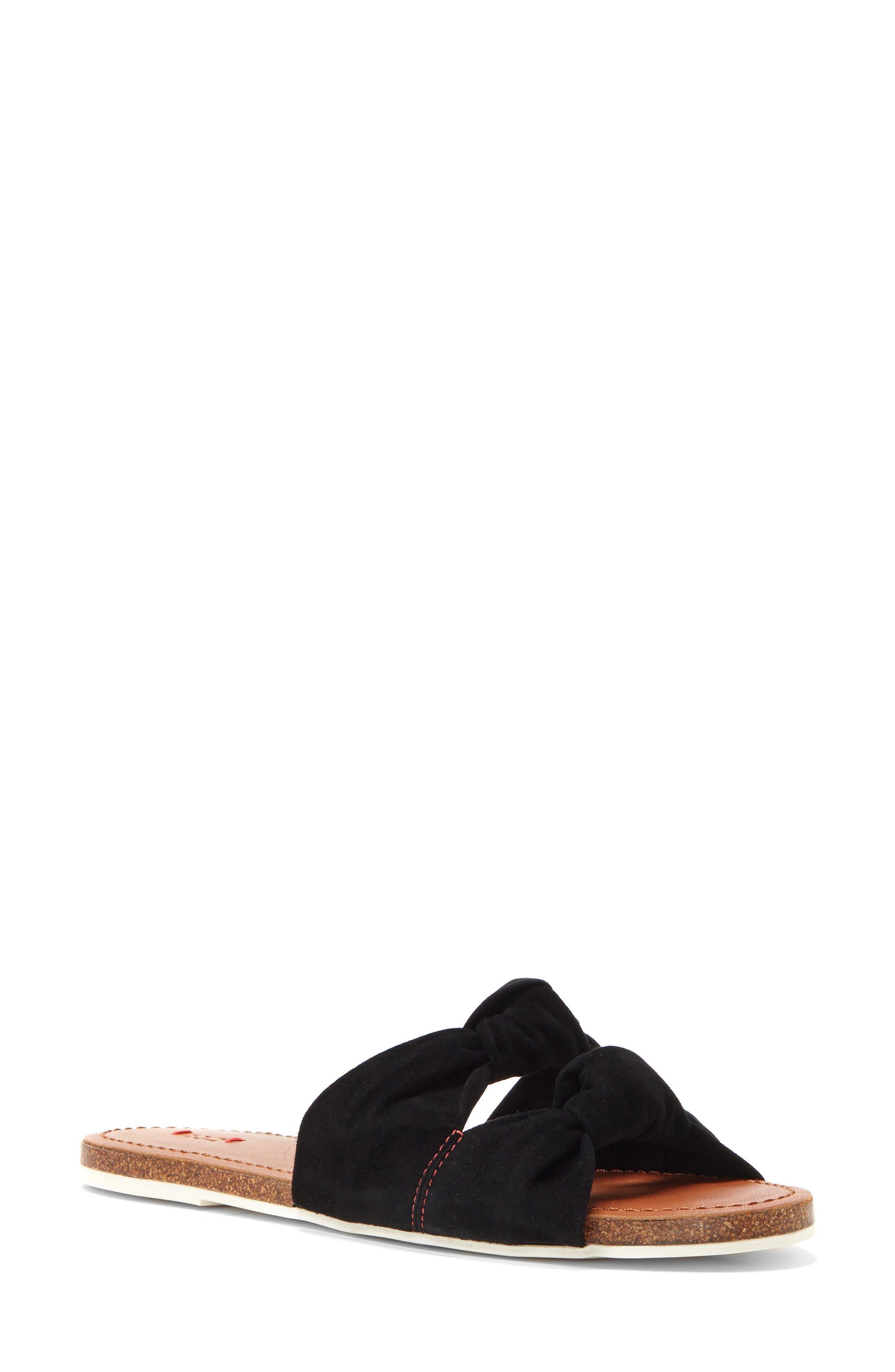 ED Ellen DeGeneres Womens Shiri Black Suede Oxford  EOPEP56G8