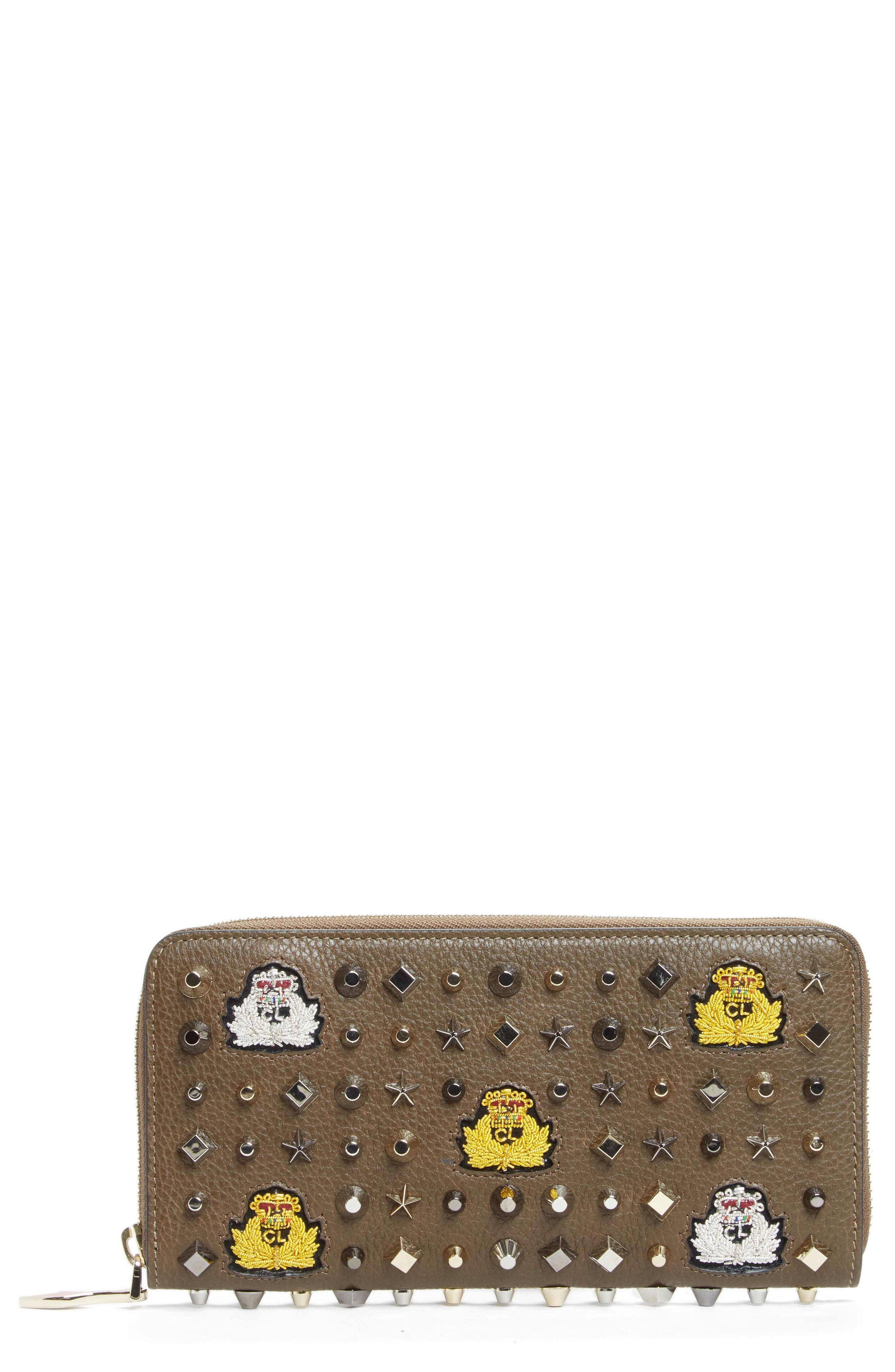 Christian Louboutin Panettone - Loubacademy Leather Wallet