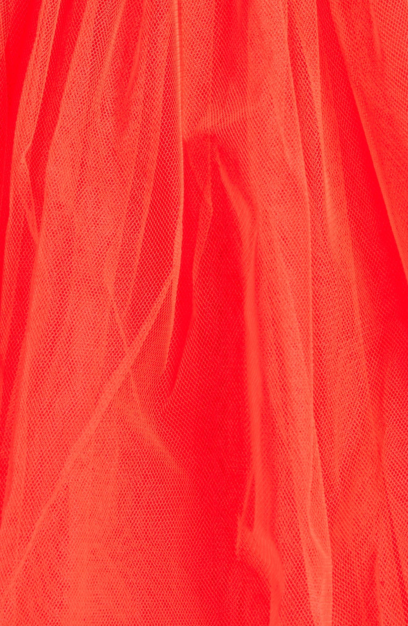 Alternate Image 3  - Molly Goddard Gathered Tulle Skirt (Nordstrom Exclusive)