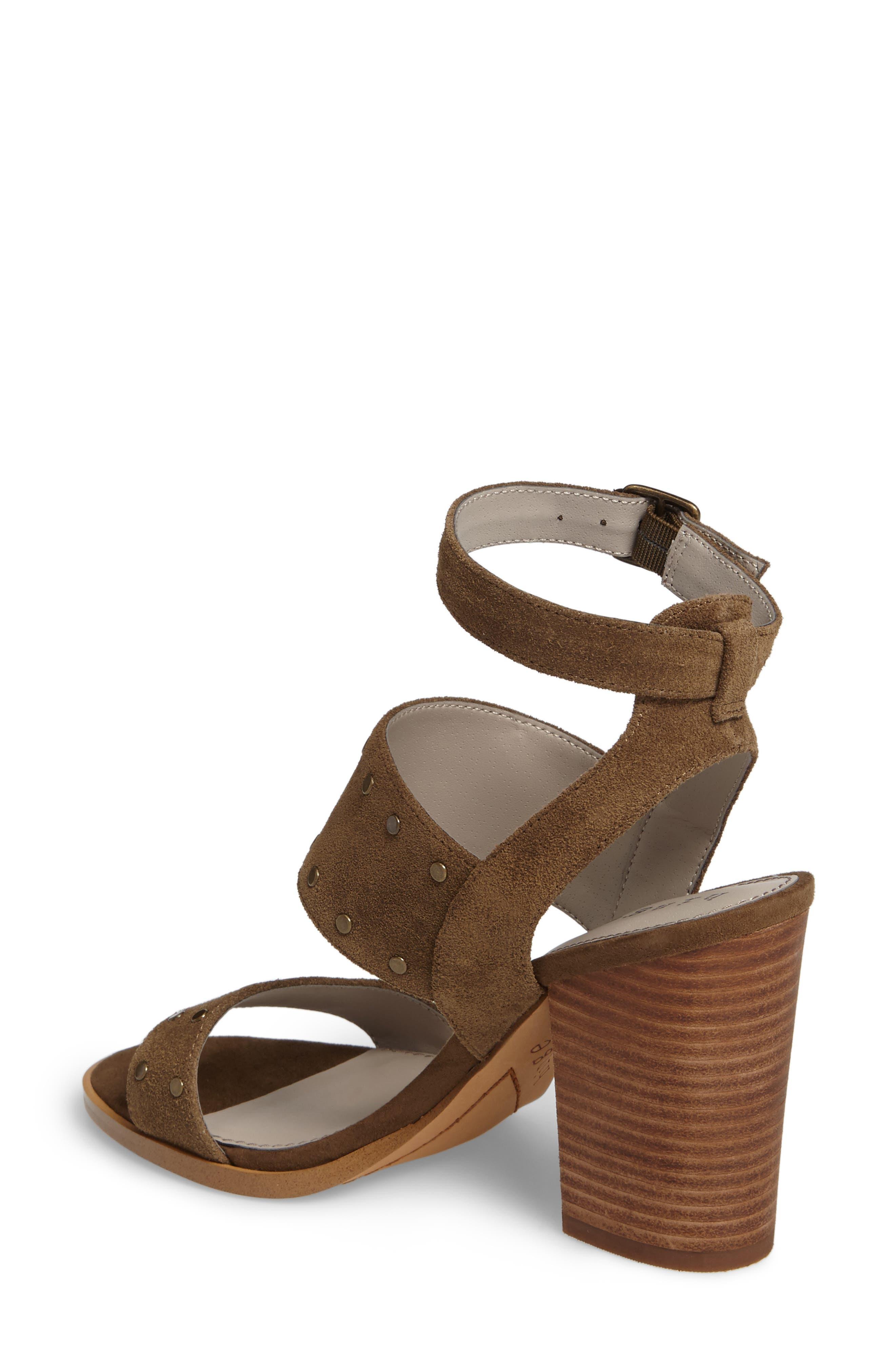 Alternate Image 2  - Hinge Corrine Ankle Strap Sandal (Women)