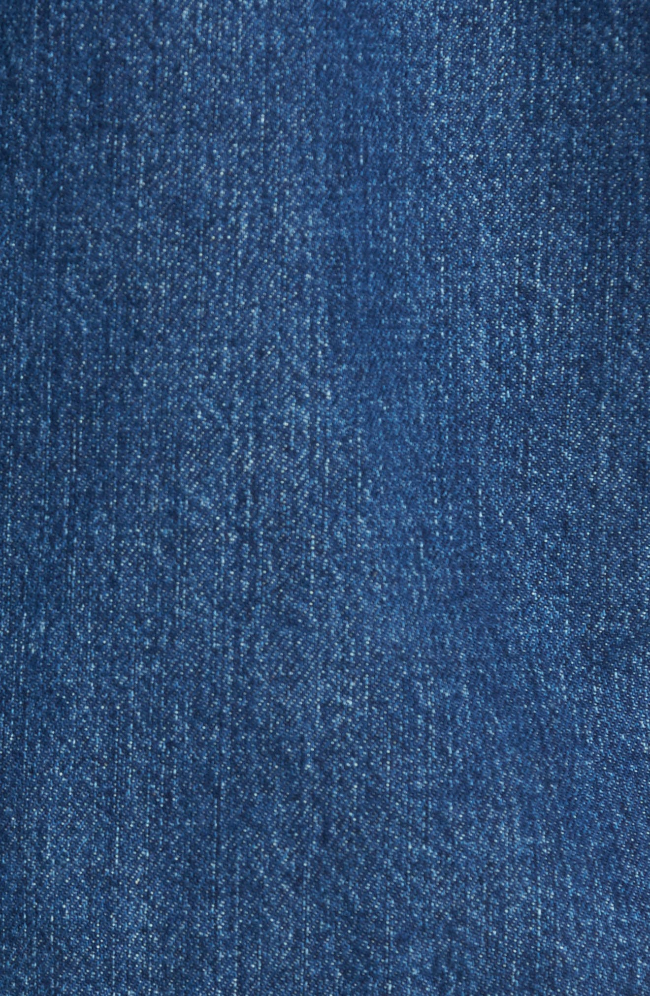 Gorn Denim Jacket,                             Alternate thumbnail 4, color,                             Terebellum