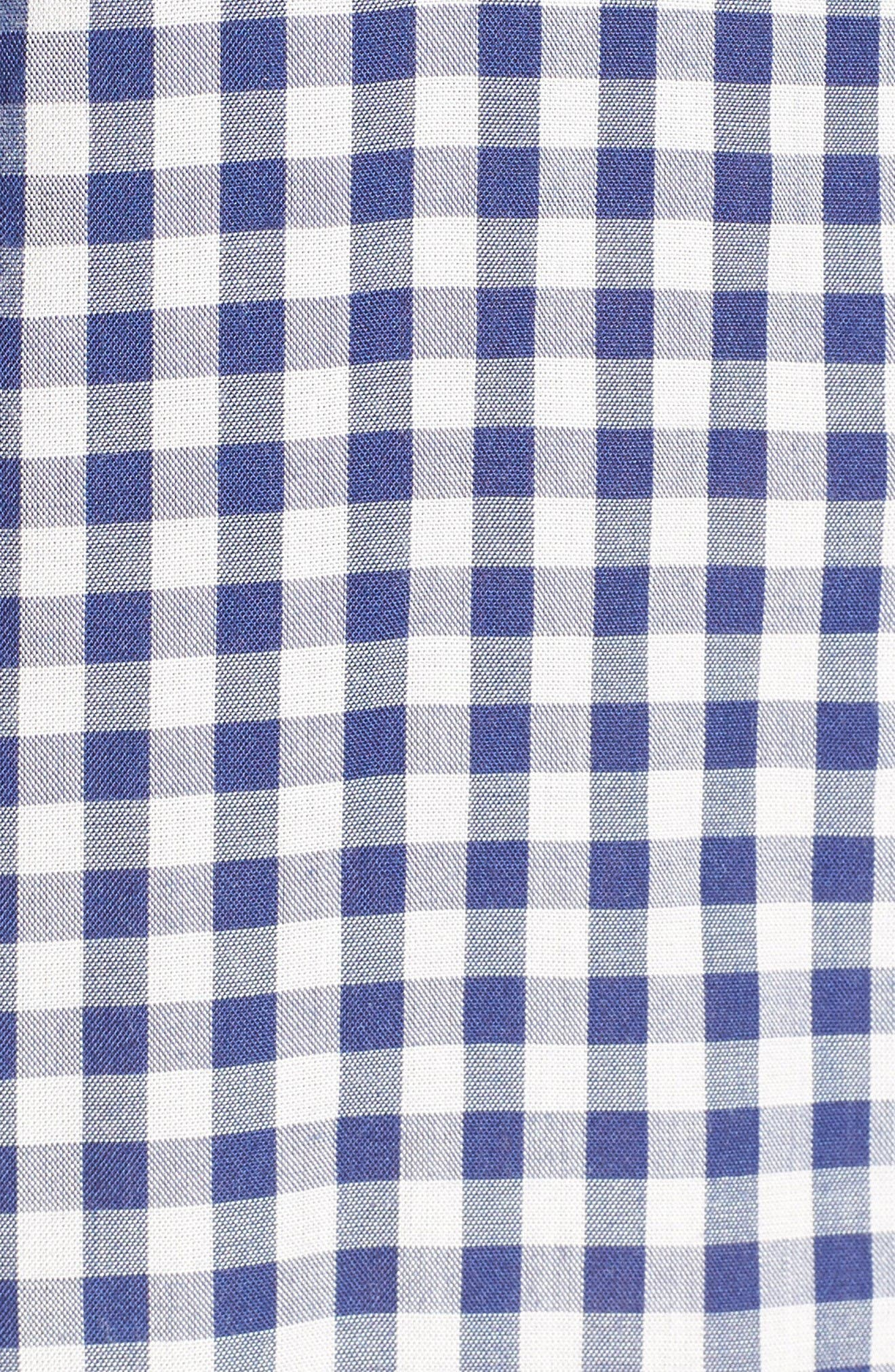 Alternate Image 5  - Draper James Elliot Gingham Shirt