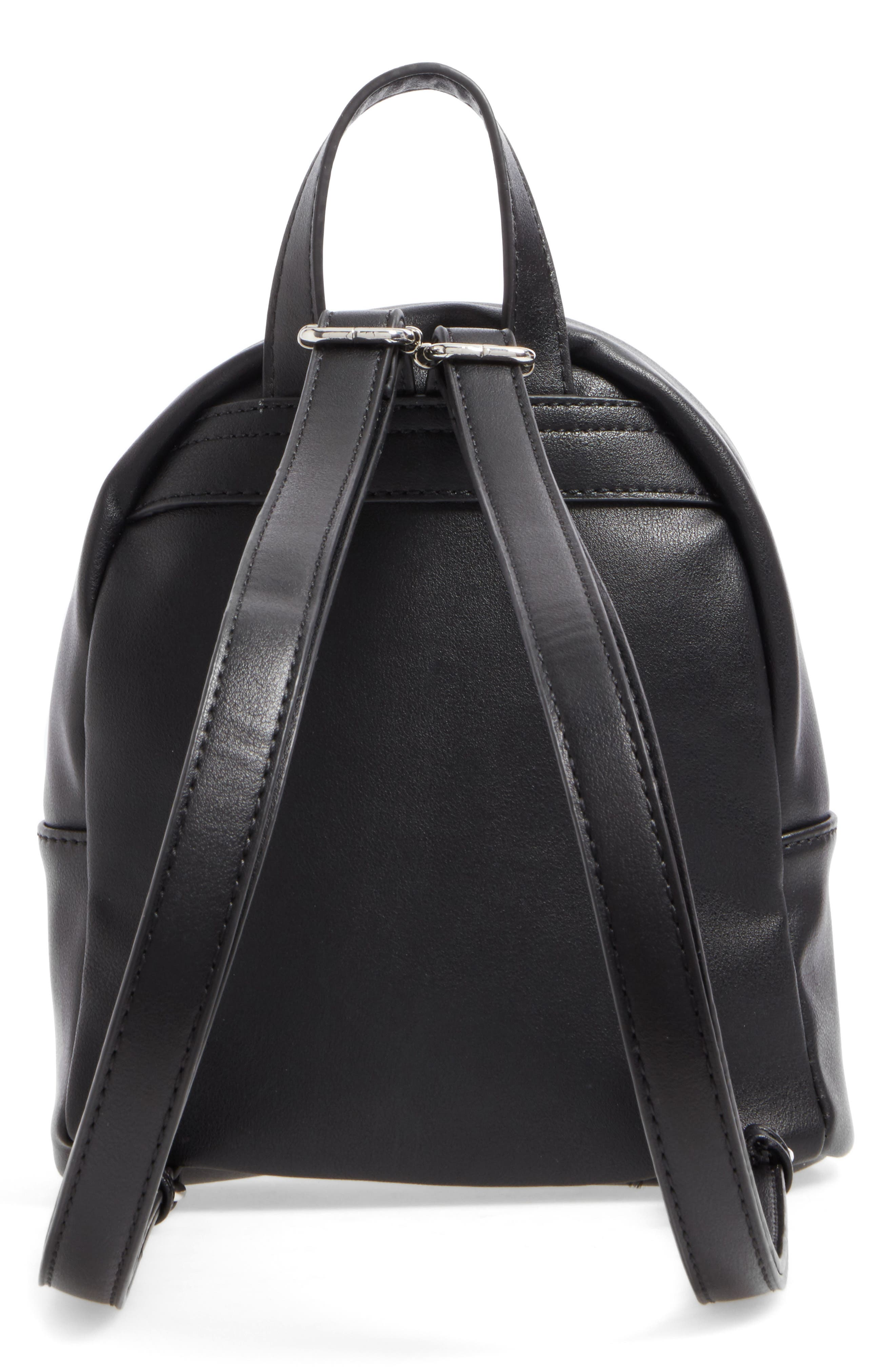 Alternate Image 4  - BP. Faux Leather Mini Backpack