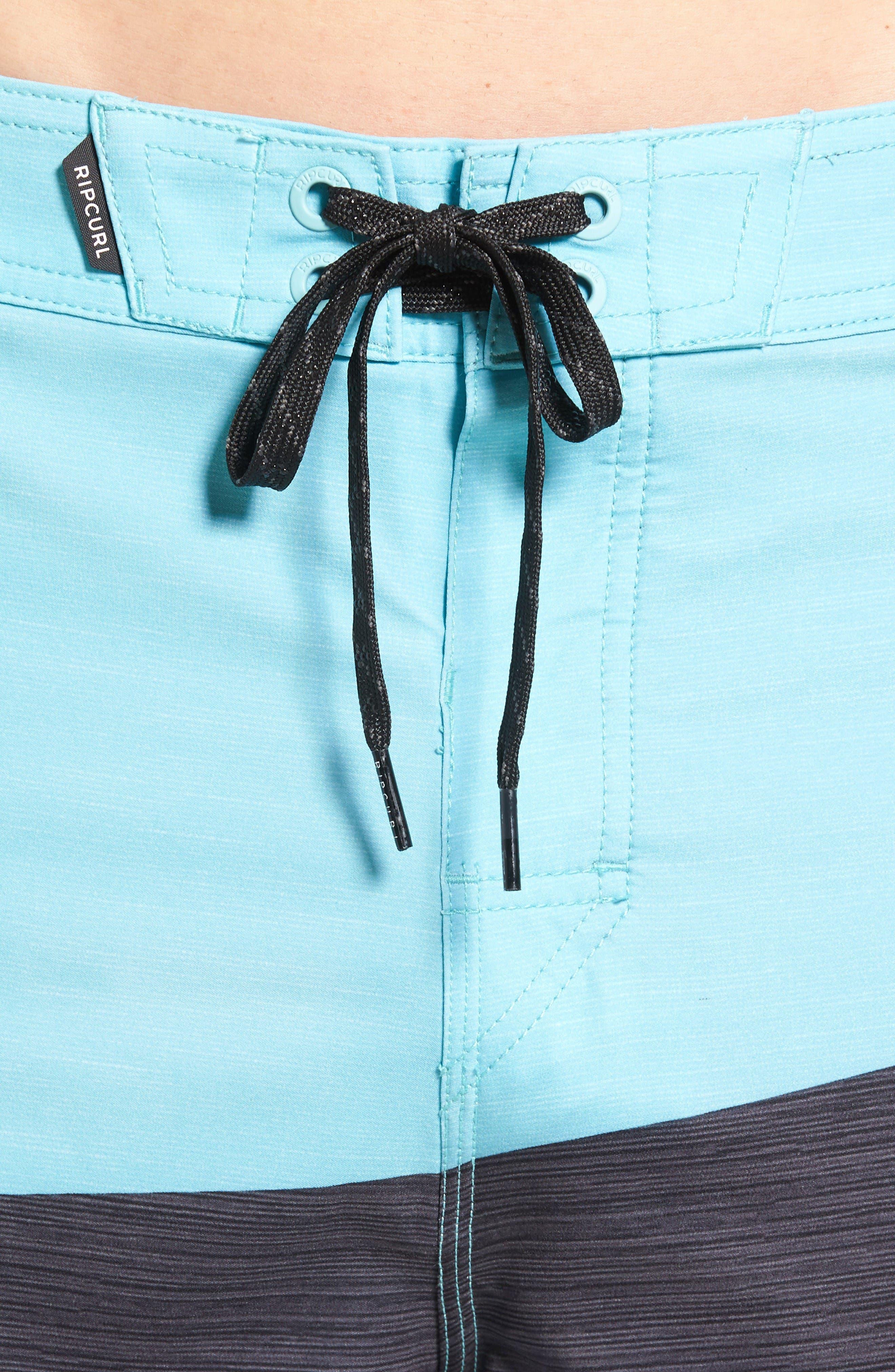 Alternate Image 4  - Rip Curl Mirage Wedge Board Shorts