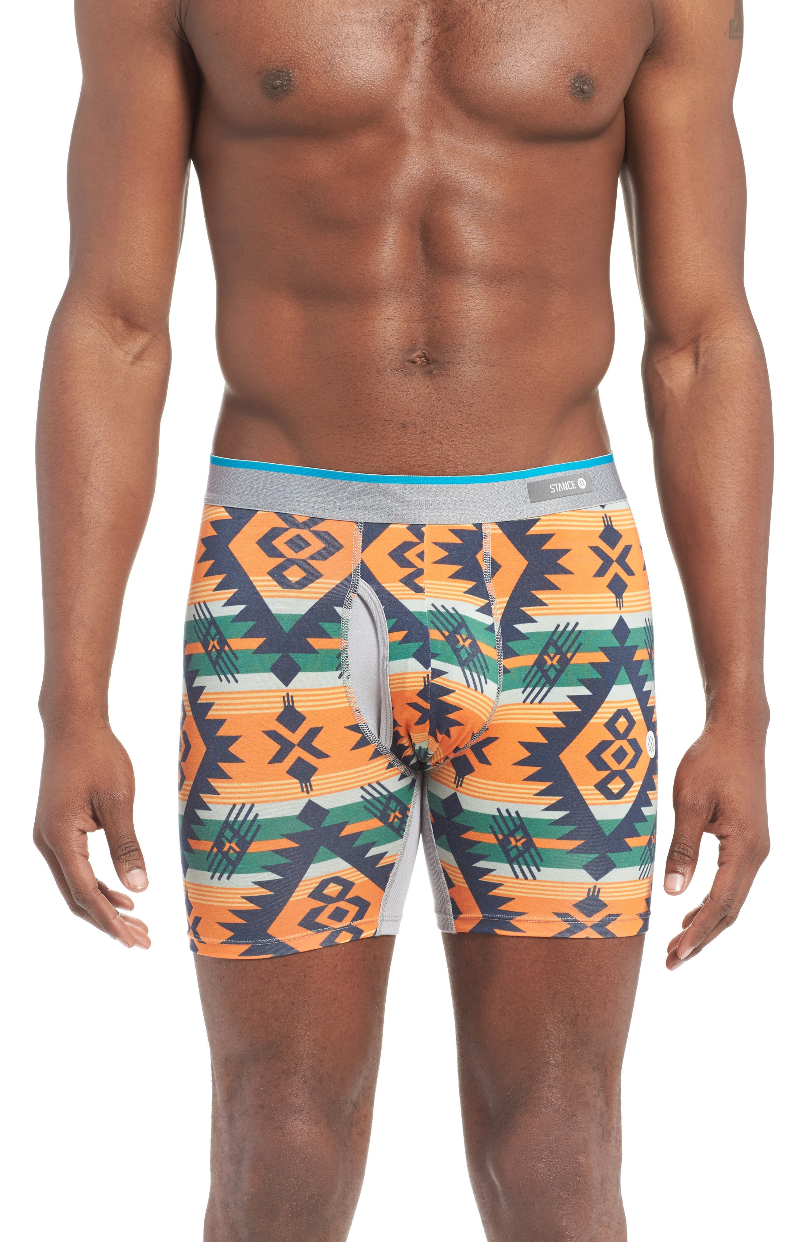 Alternate Image 1 Selected - Stance Basilone El Paso Boxer Briefs