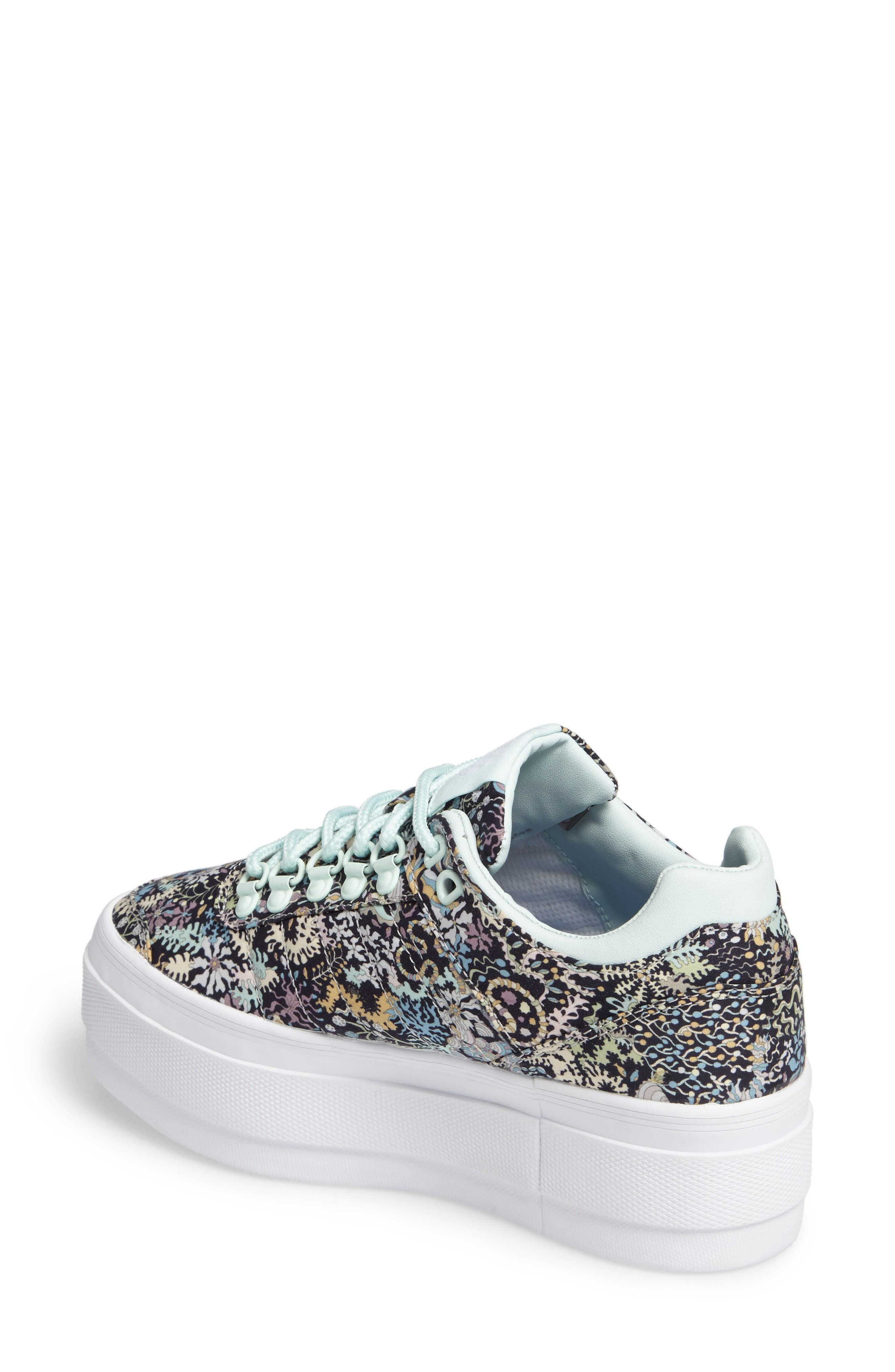 Alternate Image 2  - K-Swiss Gstaad Flatform Sneaker (Women)