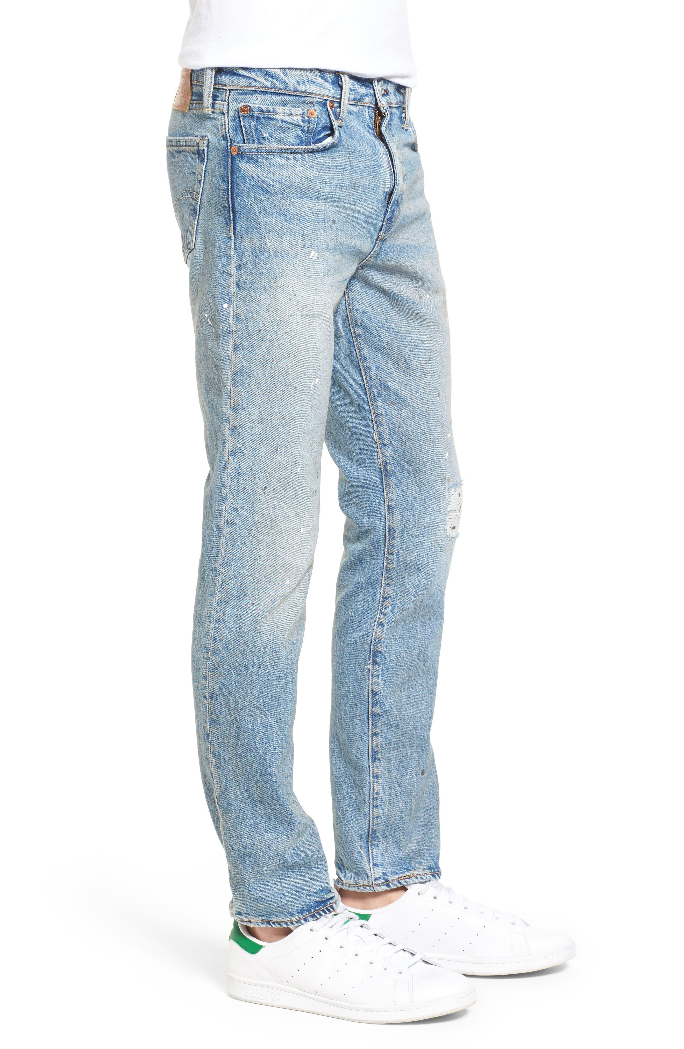 511<sup>™</sup> Slim Fit Jeans,                             Alternate thumbnail 3, color,                             Michigan Dx