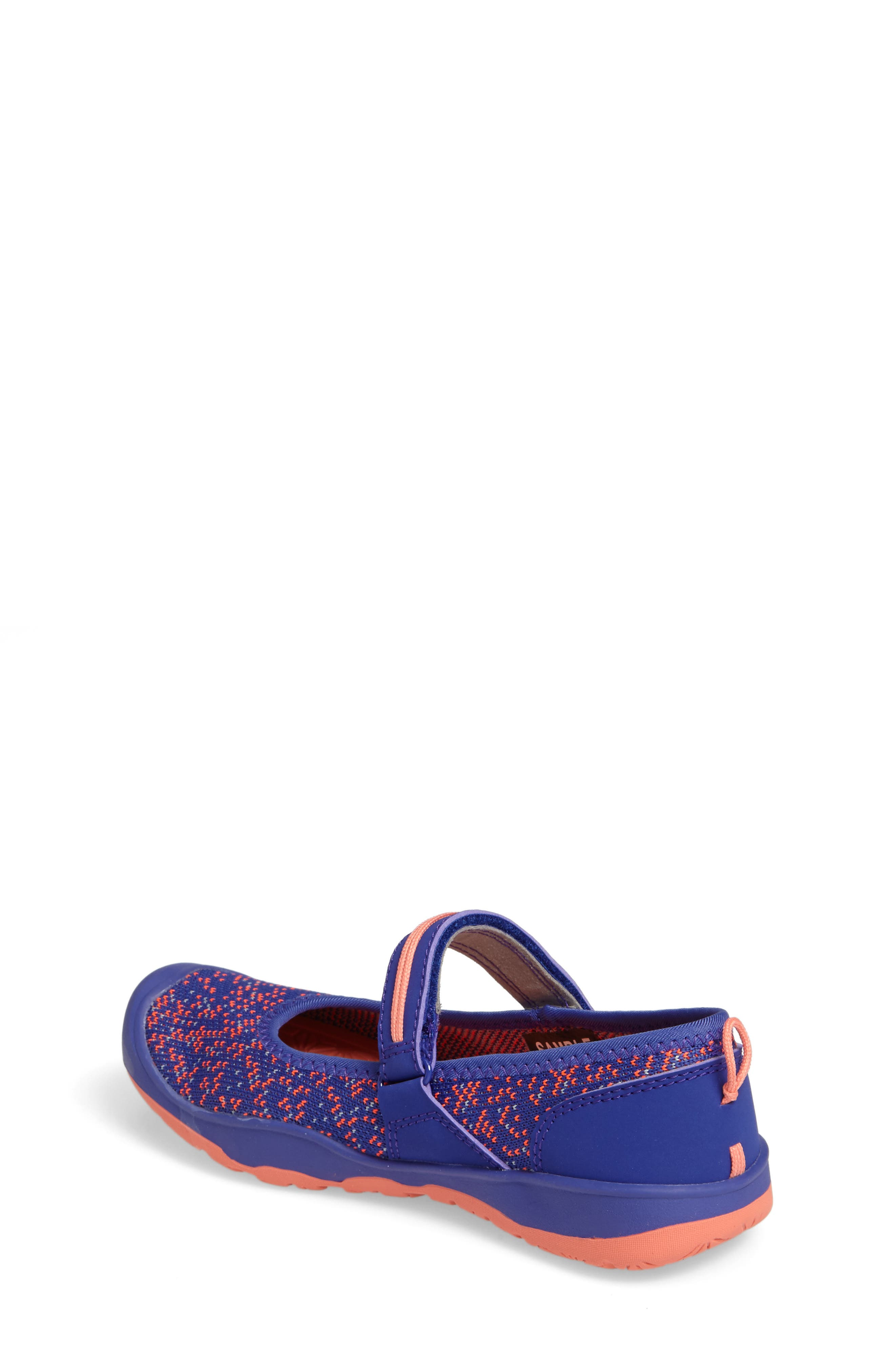 Moxie Mary Jane,                             Alternate thumbnail 2, color,                             Purple/ Fusion Coral