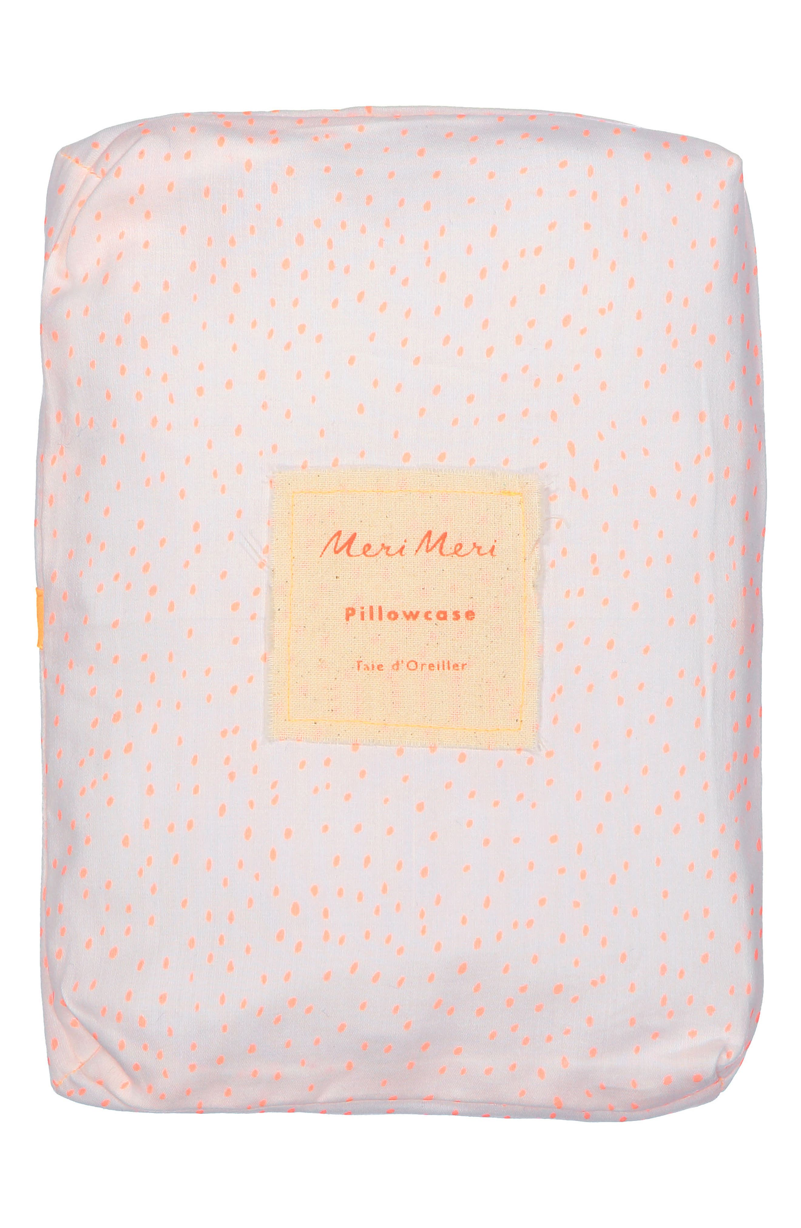 Meri Meri Organic Cotton Pillowcases