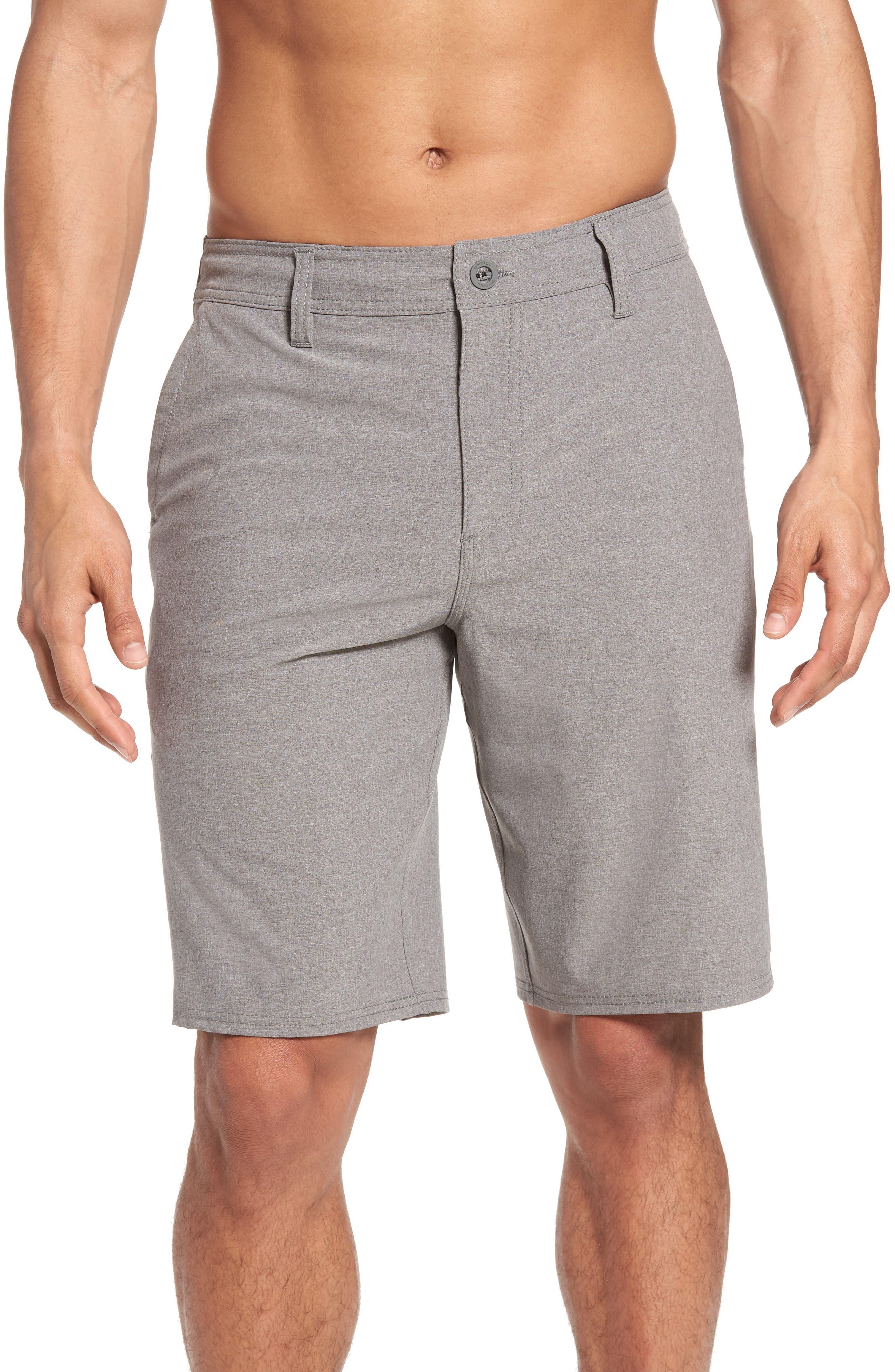 O'Neill Loaded Heather Hybrid Shorts