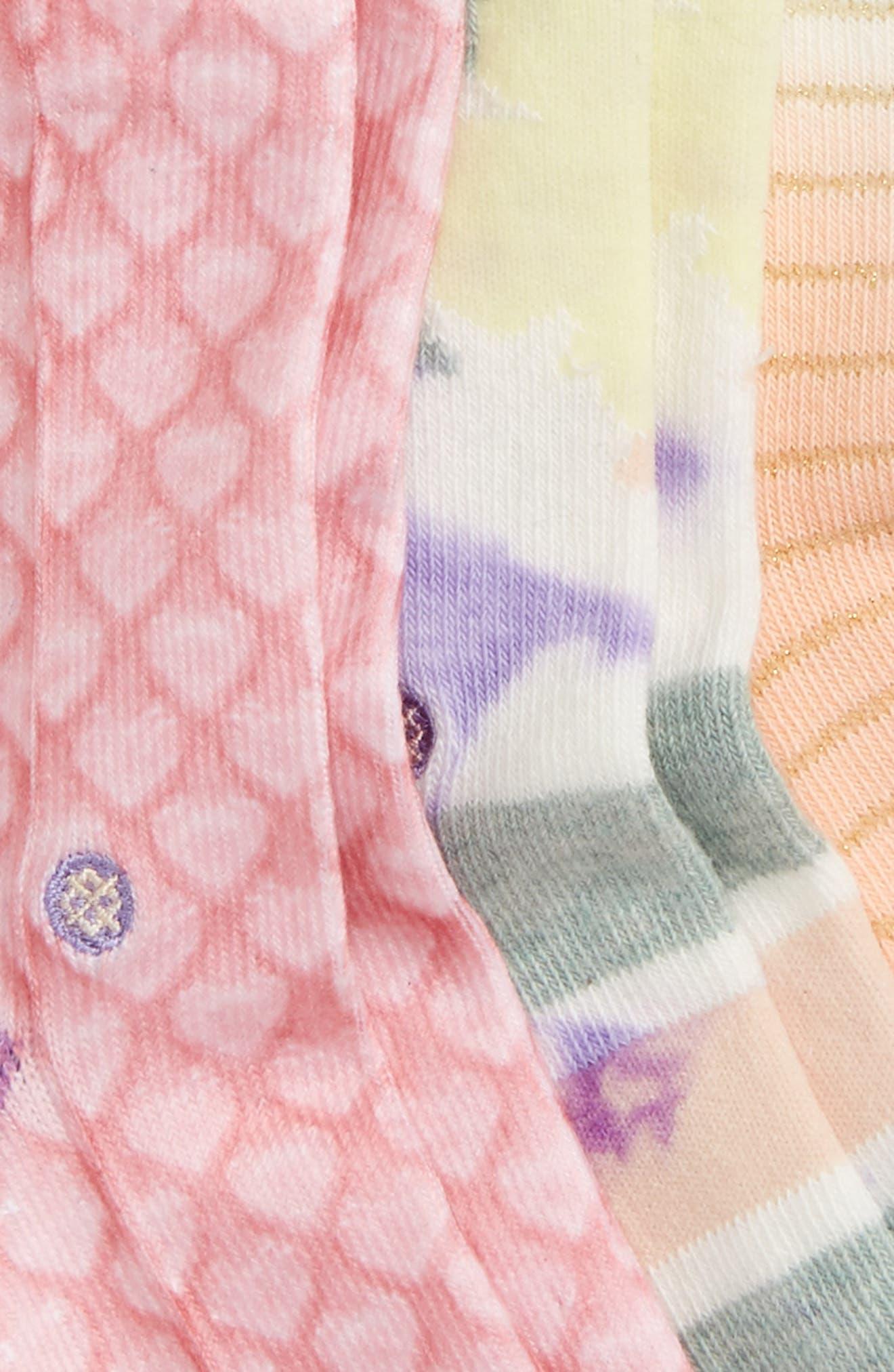 Alternate Image 2  - Stance Pop Assorted 3-Pack Socks (Toddler)