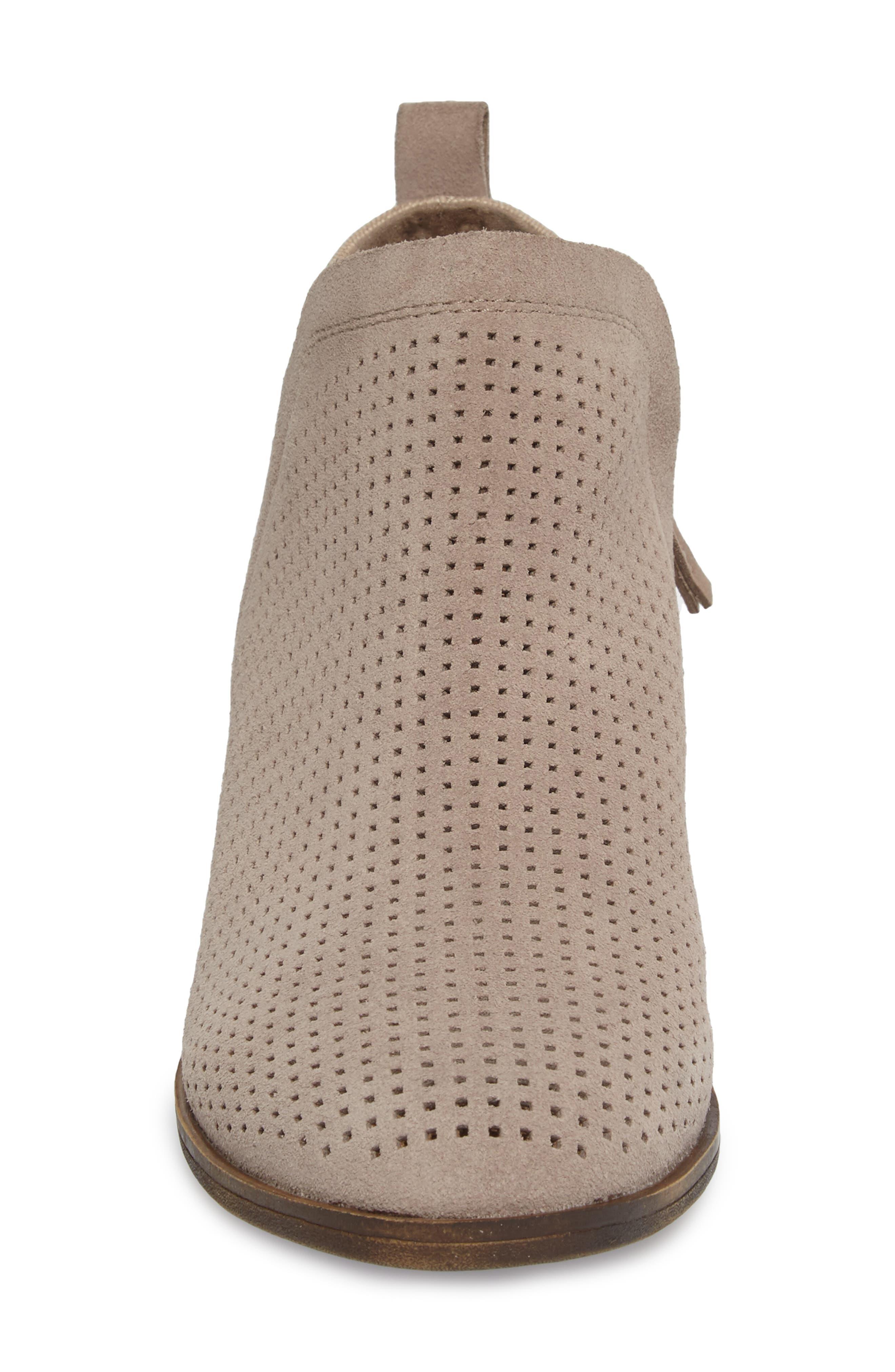 Alternate Image 4  - TOMS Deia Block Heel Bootie (Women)