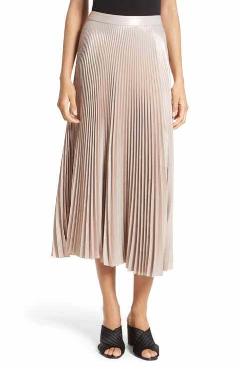 A.L.C. Bobby Pleated Midi Skirt Best Reviews