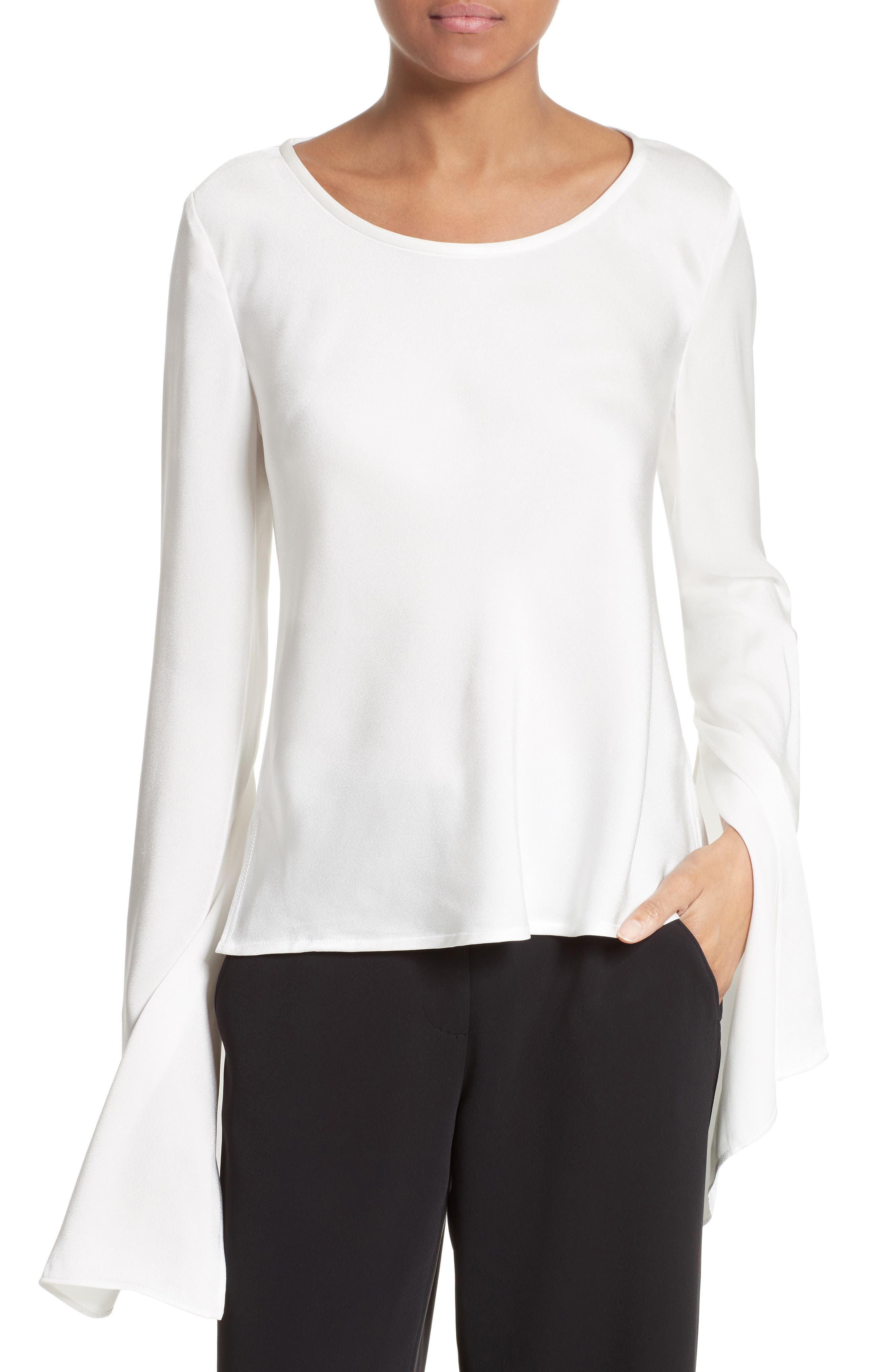 Alternate Image 1 Selected - A.L.C. Denise Split Cuff Top