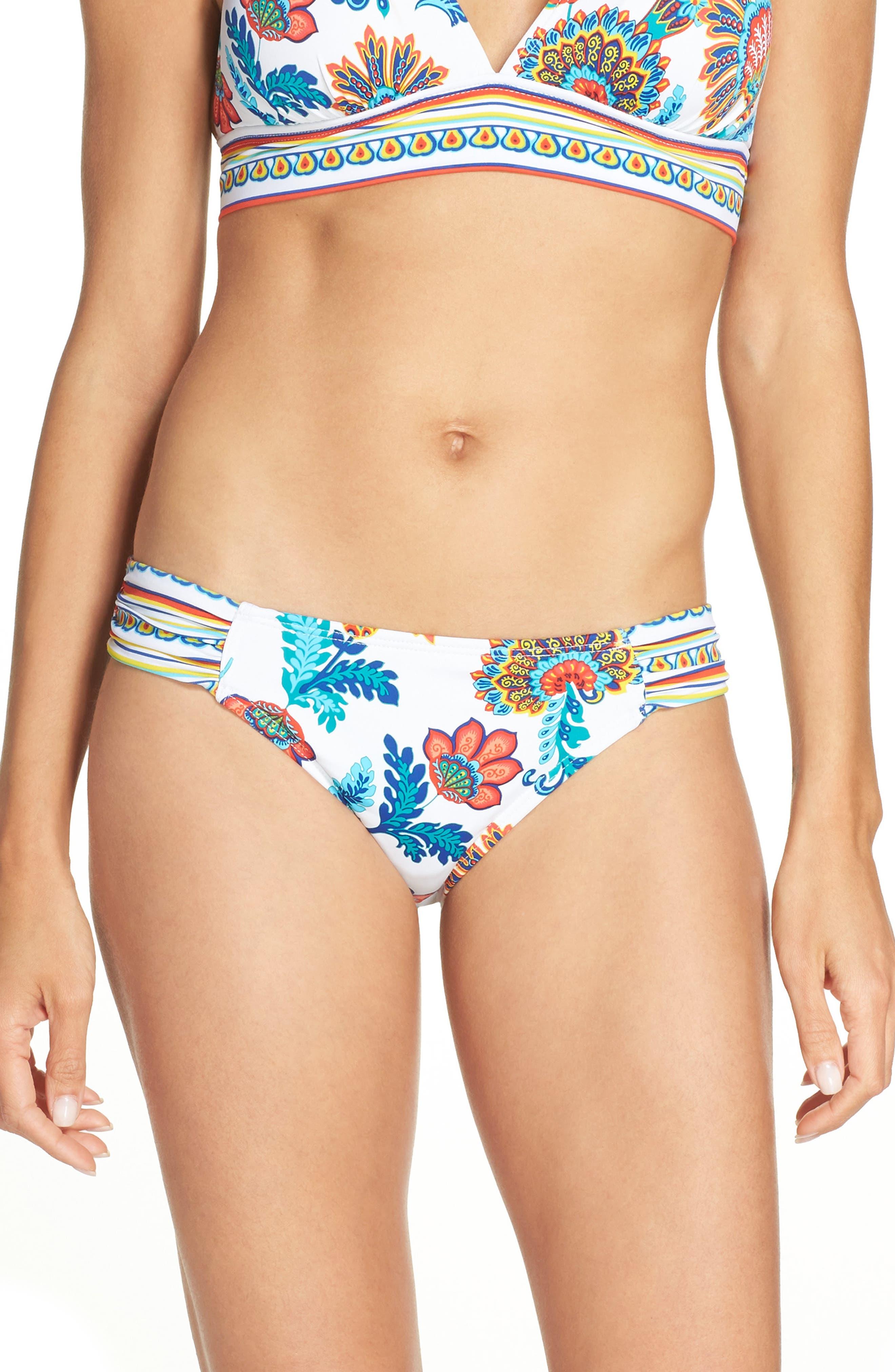 TOMMY BAHAMA Fira Hipster Bikini Bottoms
