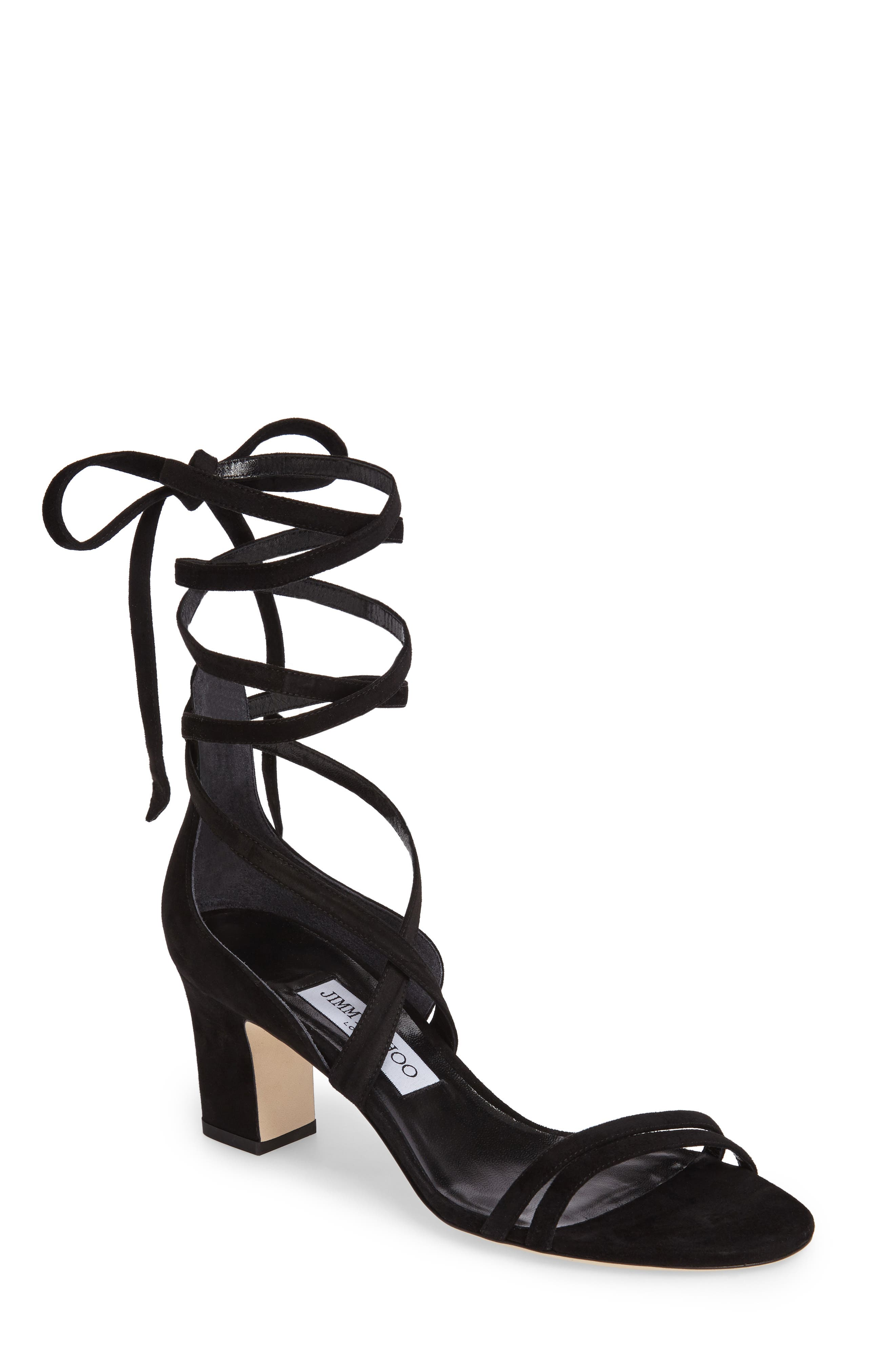 Alternate Image 1 Selected - Jimmy Choo Flynn Sandal (Women)