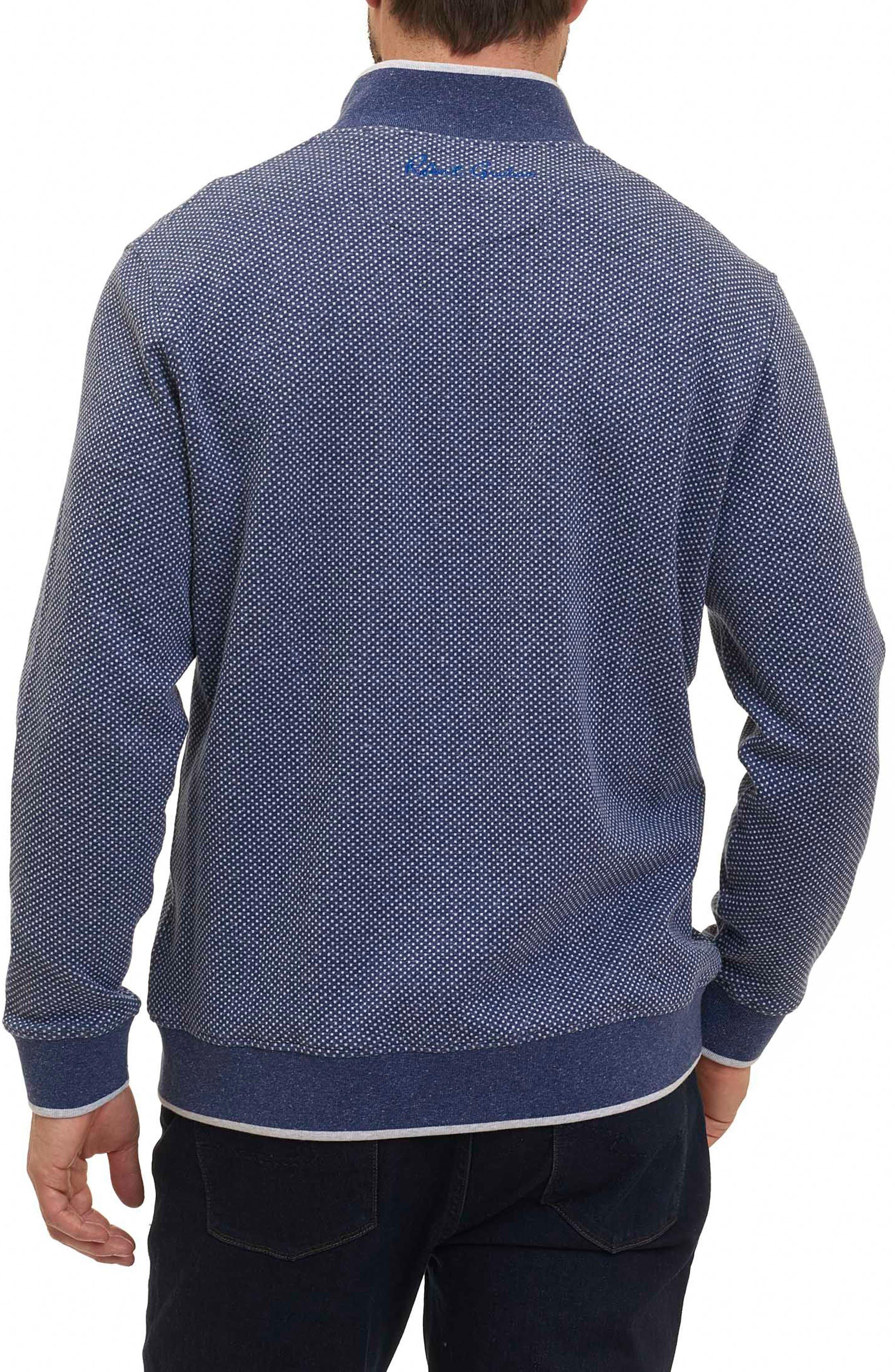 Jyoti Knit Zip Jacket,                             Alternate thumbnail 2, color,                             Navy