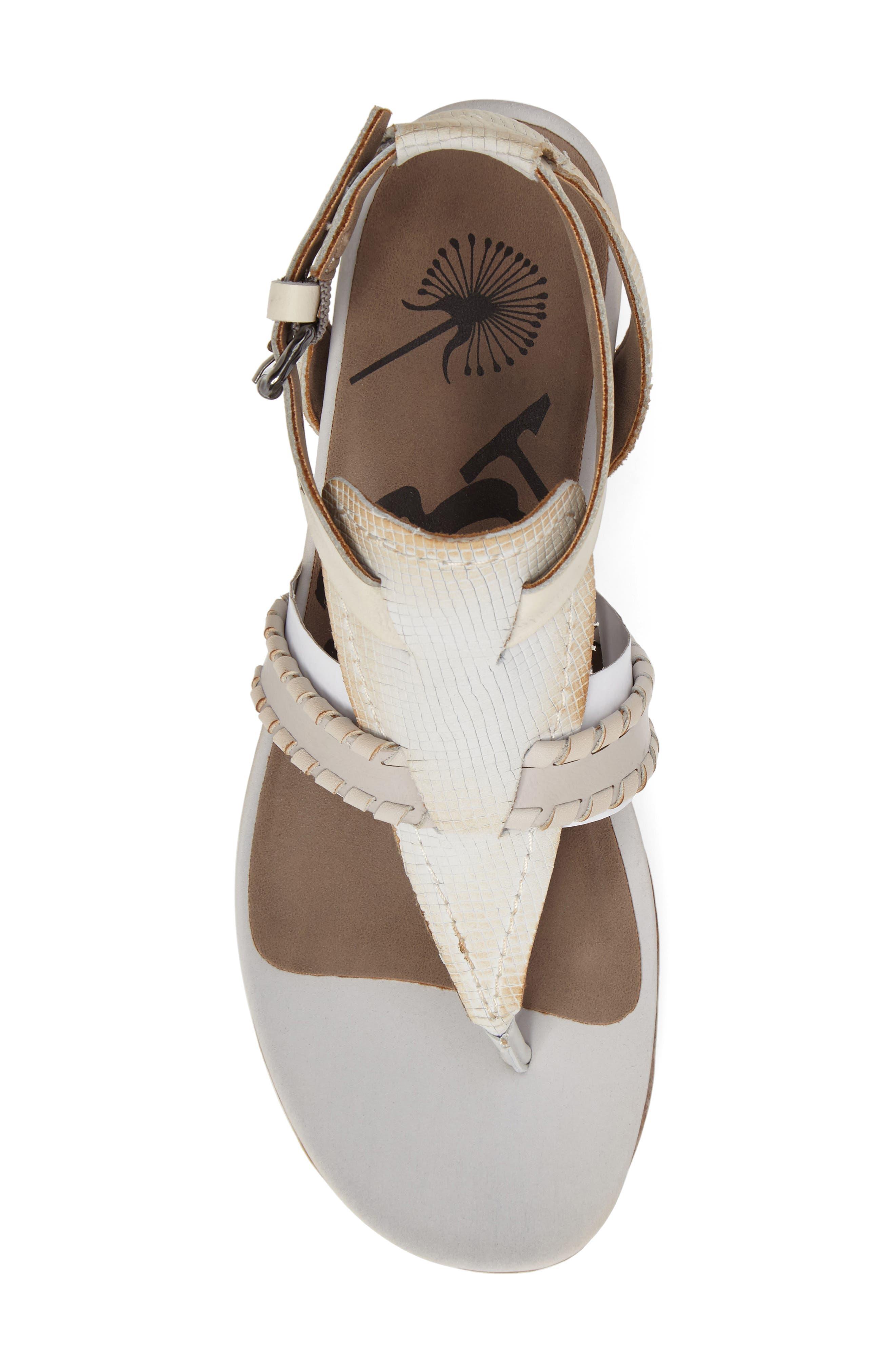 Alternate Image 5  - OTBT Celestial V-Strap Wedge Sandal (Women)