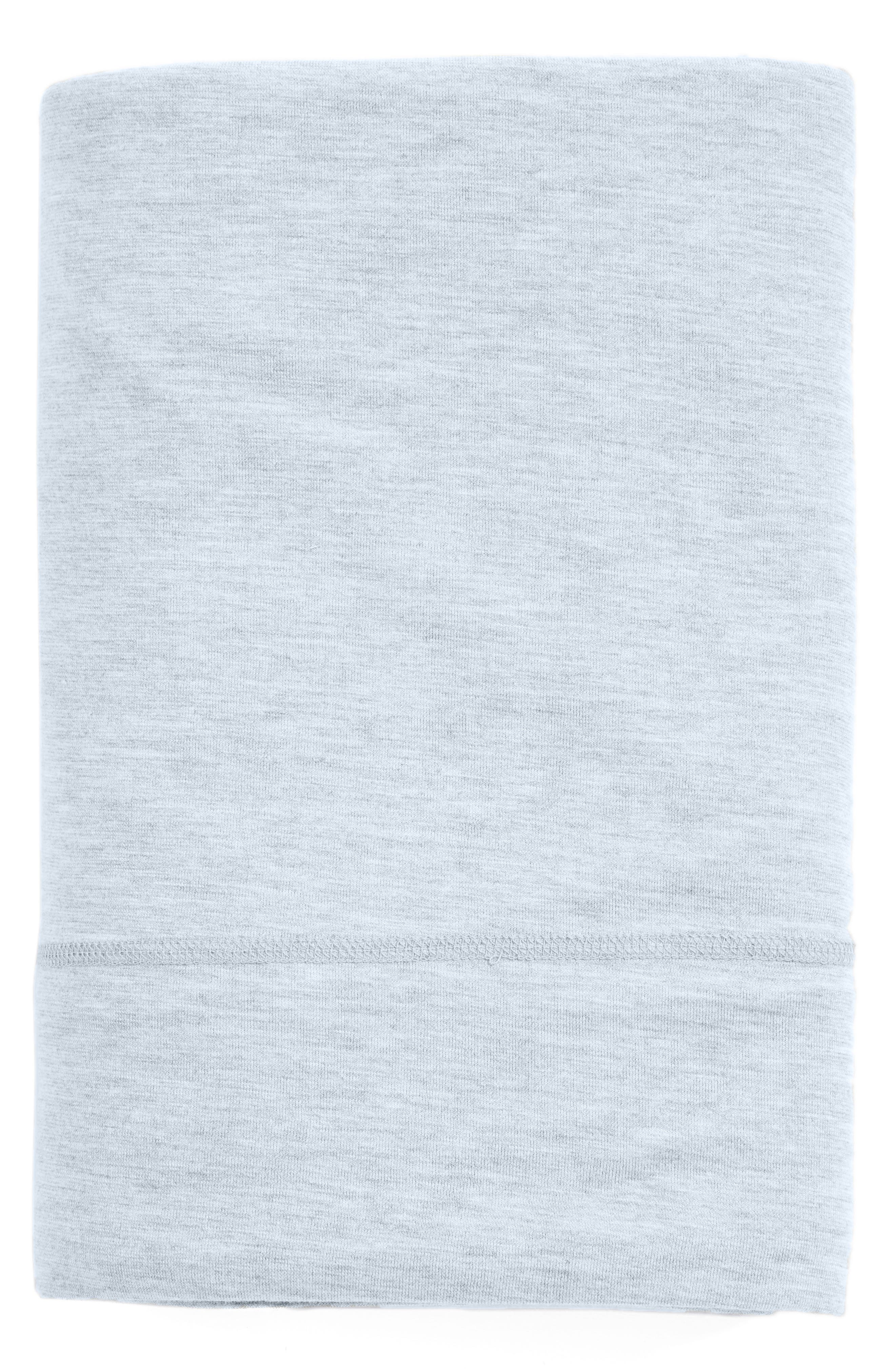 Calvin Klein Modern Cotton Collection Cotton & Modal Flat Sheet