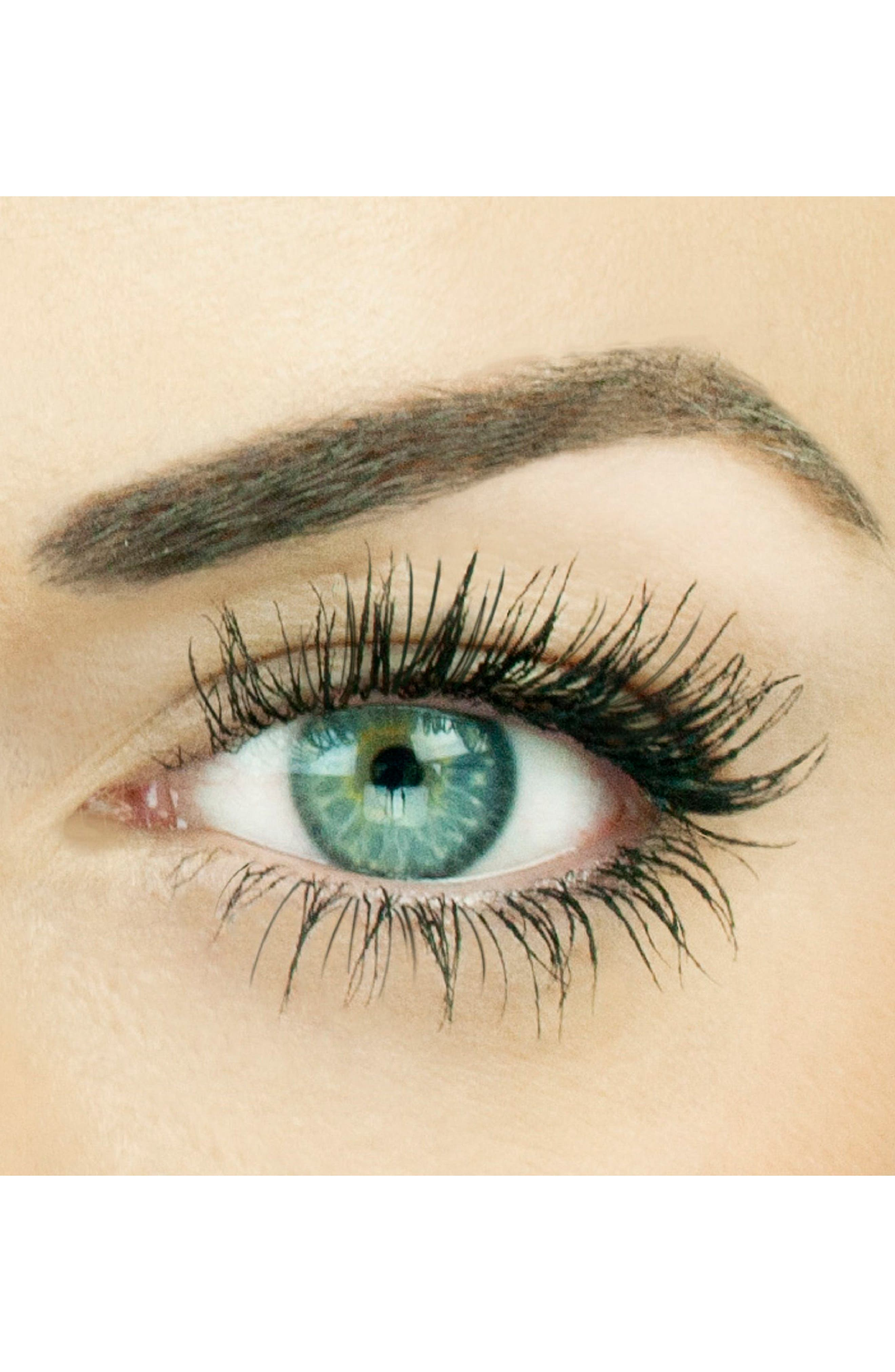 Oh My, How High! Lengthening Mascara,                             Alternate thumbnail 4, color,                             Monumental Black