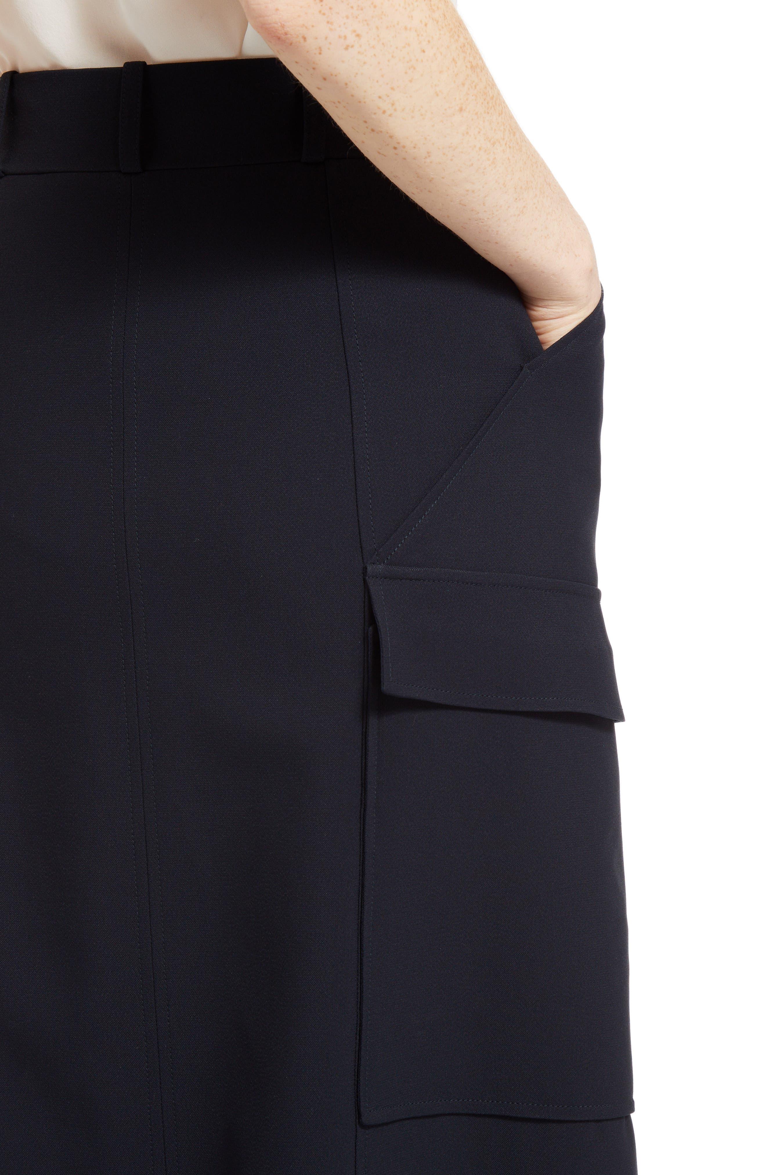 Cady Skirt,                             Alternate thumbnail 5, color,                             Blue