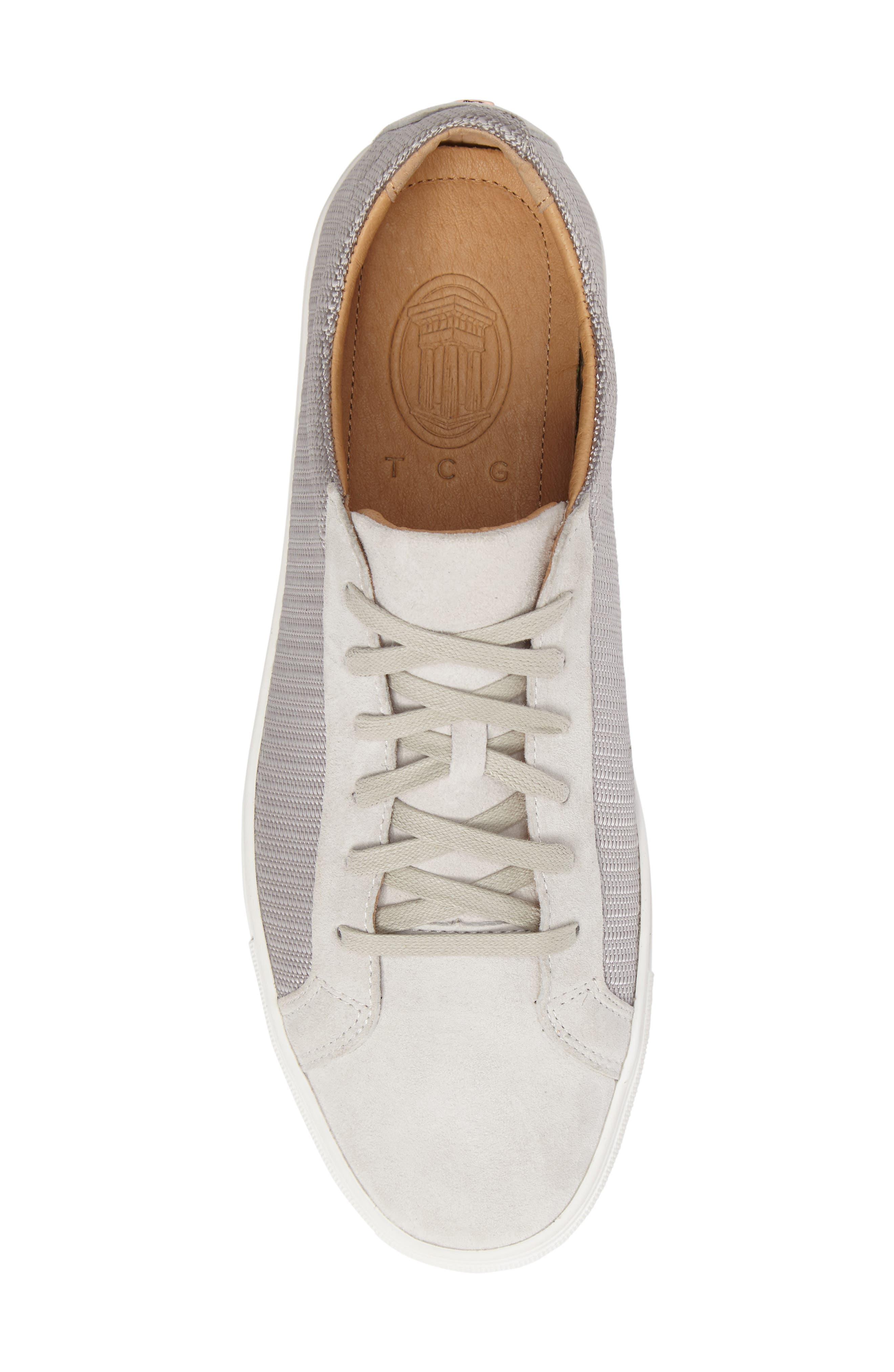 Alternate Image 5  - TCG Kennedy Leather Sneaker (Men)