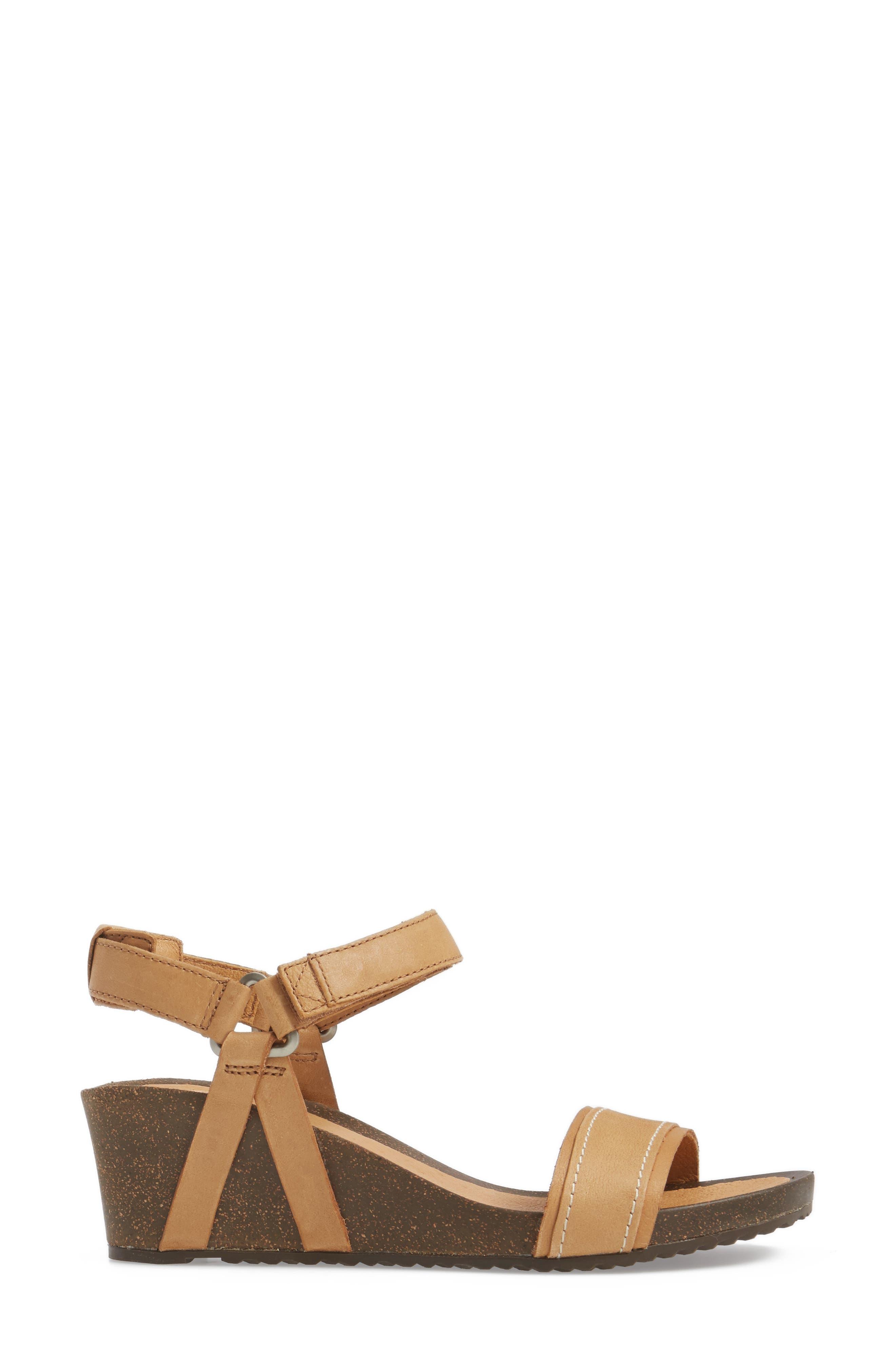 Alternate Image 3  - Teva Ysidro Stitch Wedge Sandal (Women)