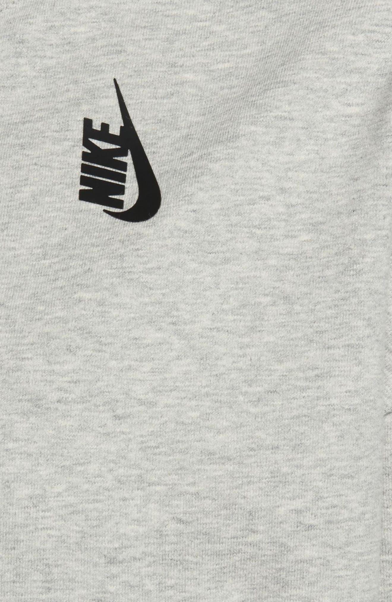 Alternate Image 6  - Nike Lab Essentials Crop Hoodie