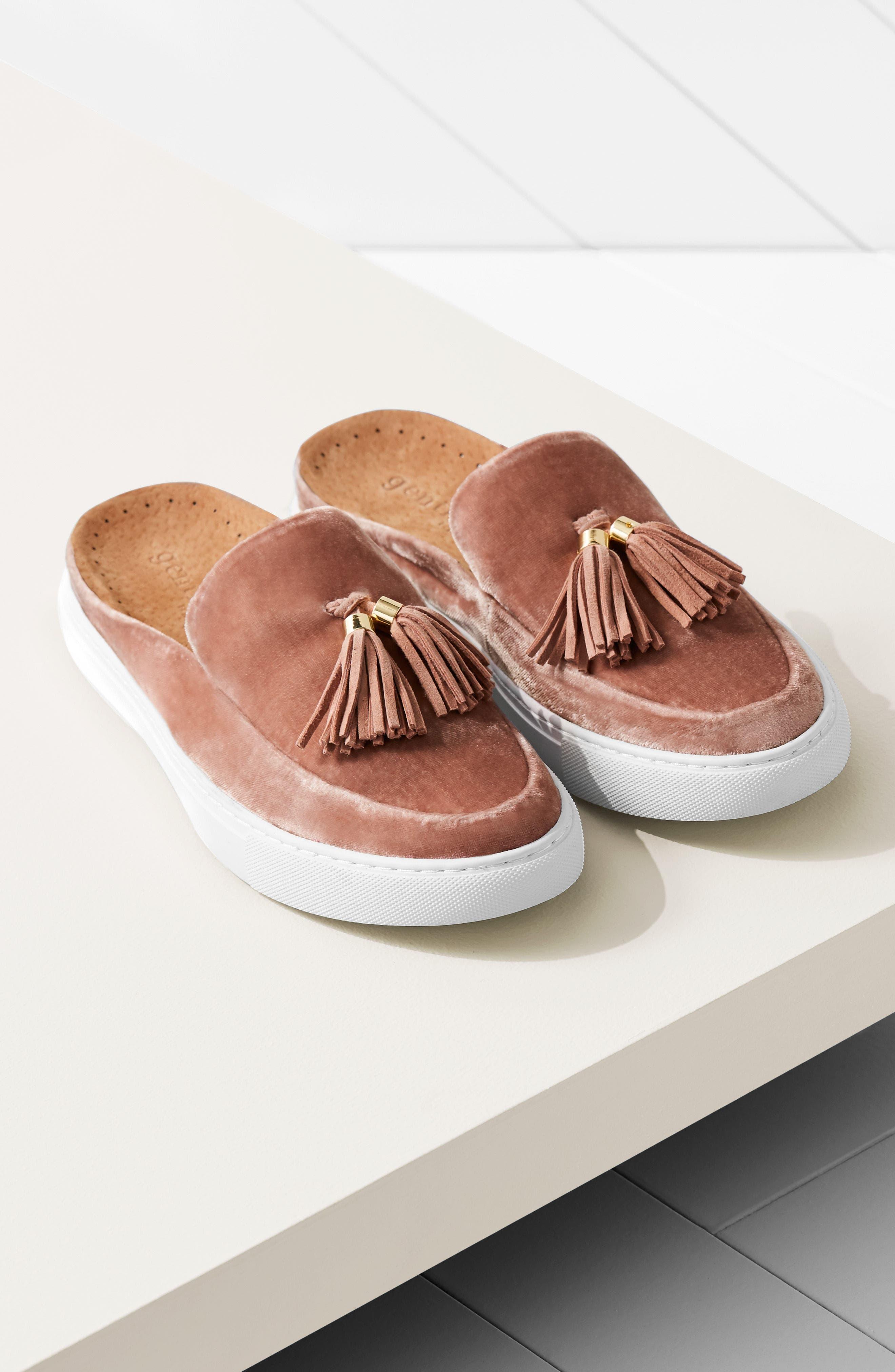 Alternate Image 7  - Gentle Souls Rory Loafer Mule Sneaker (Women)