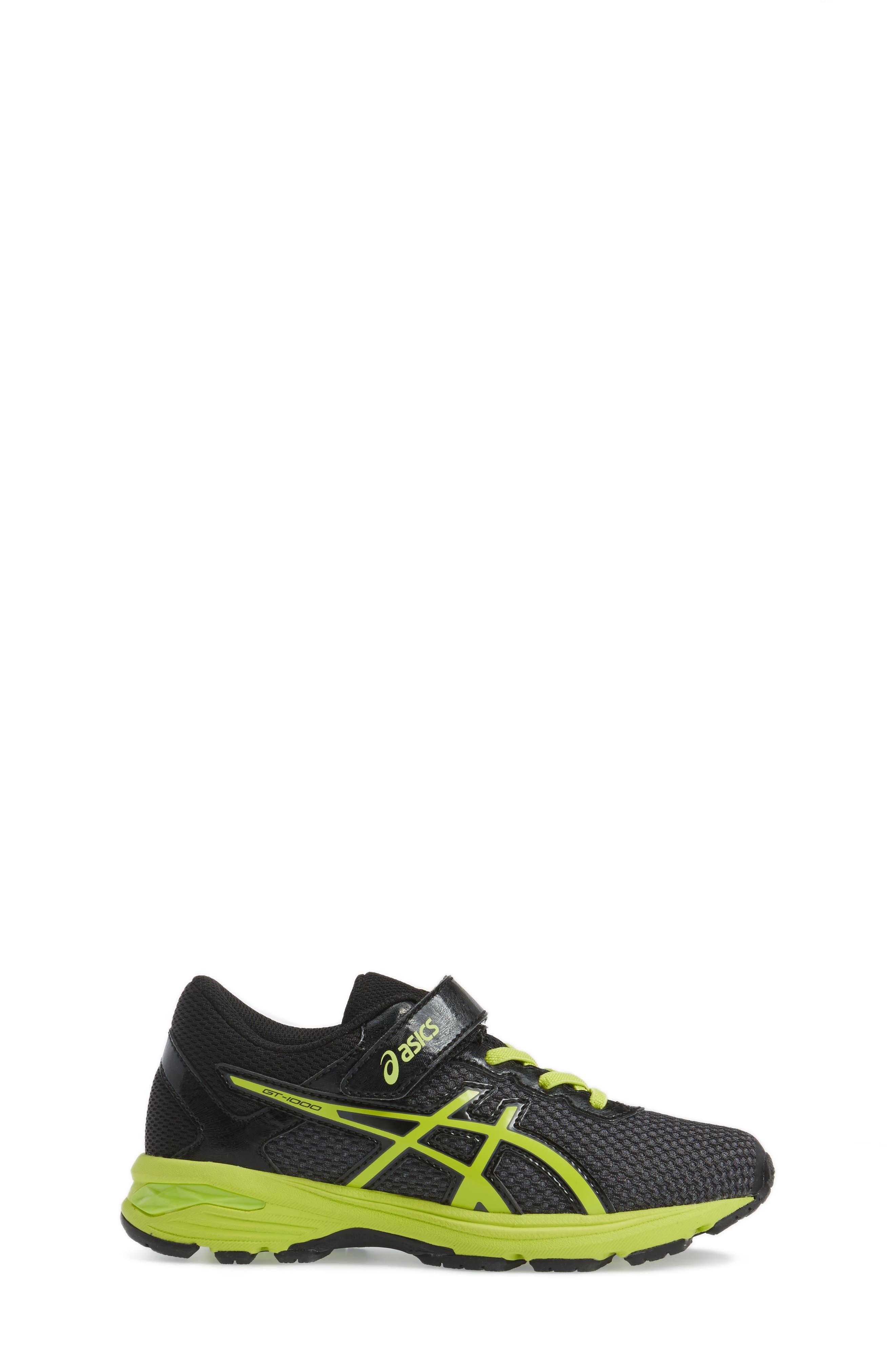 Alternate Image 3  - Asics GT-1000™ 6 PS Sneaker (Toddler & Little Kid)