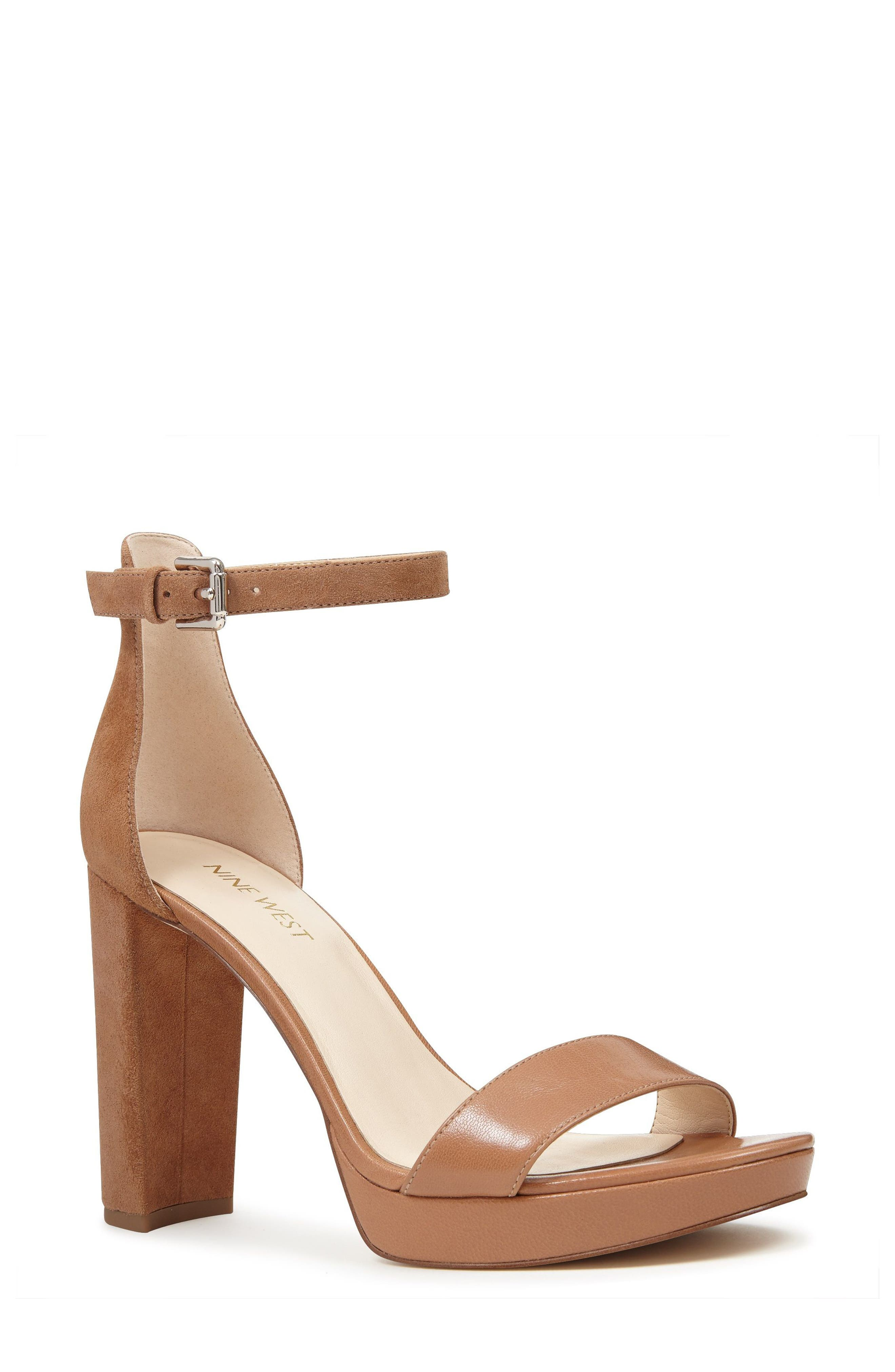 Nine West Dempsey Platform Sandal (Women)