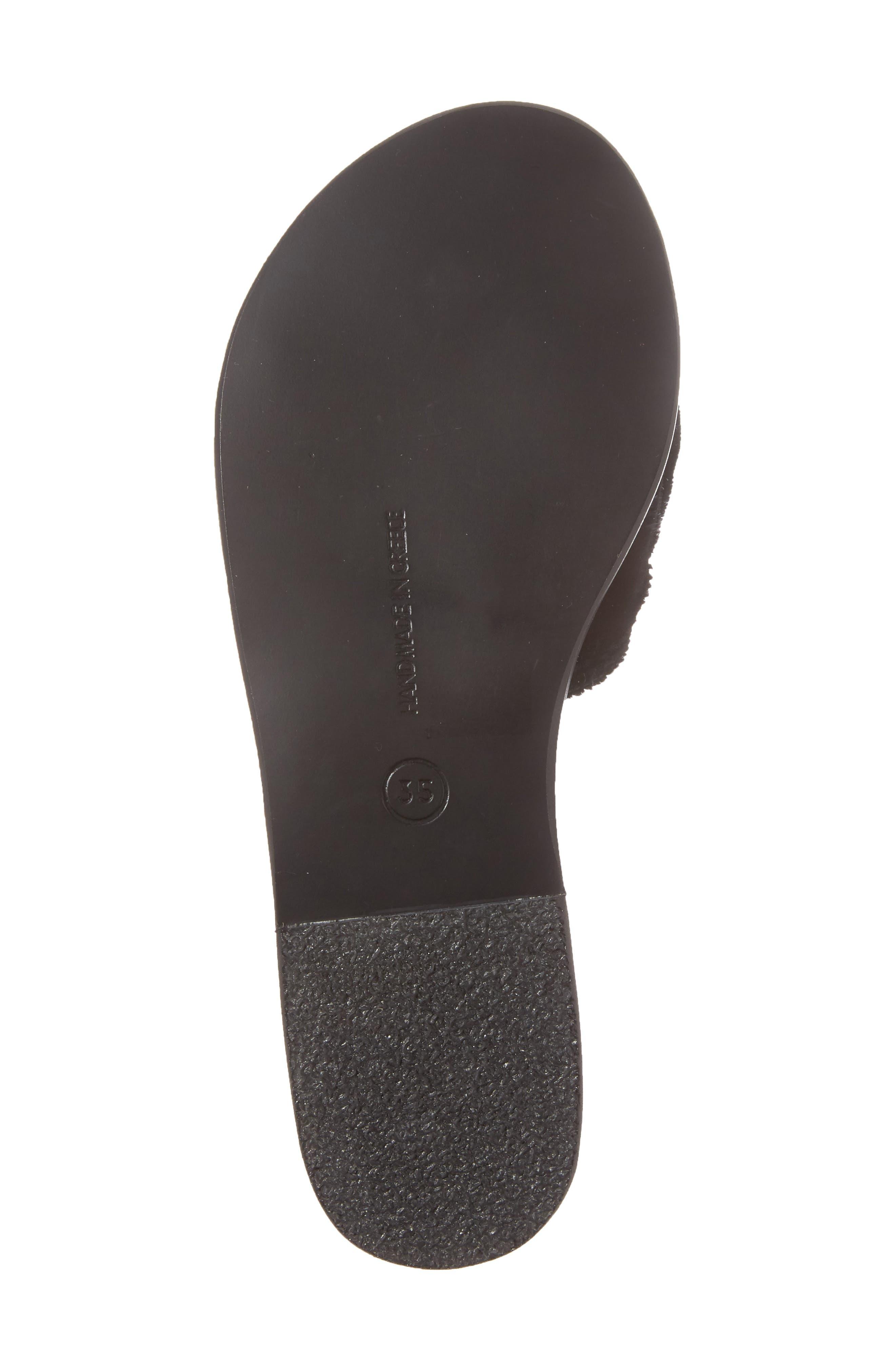 Alternate Image 7  - Ancient Greek Sandals Taygete Bow Slide Sandal (Women)