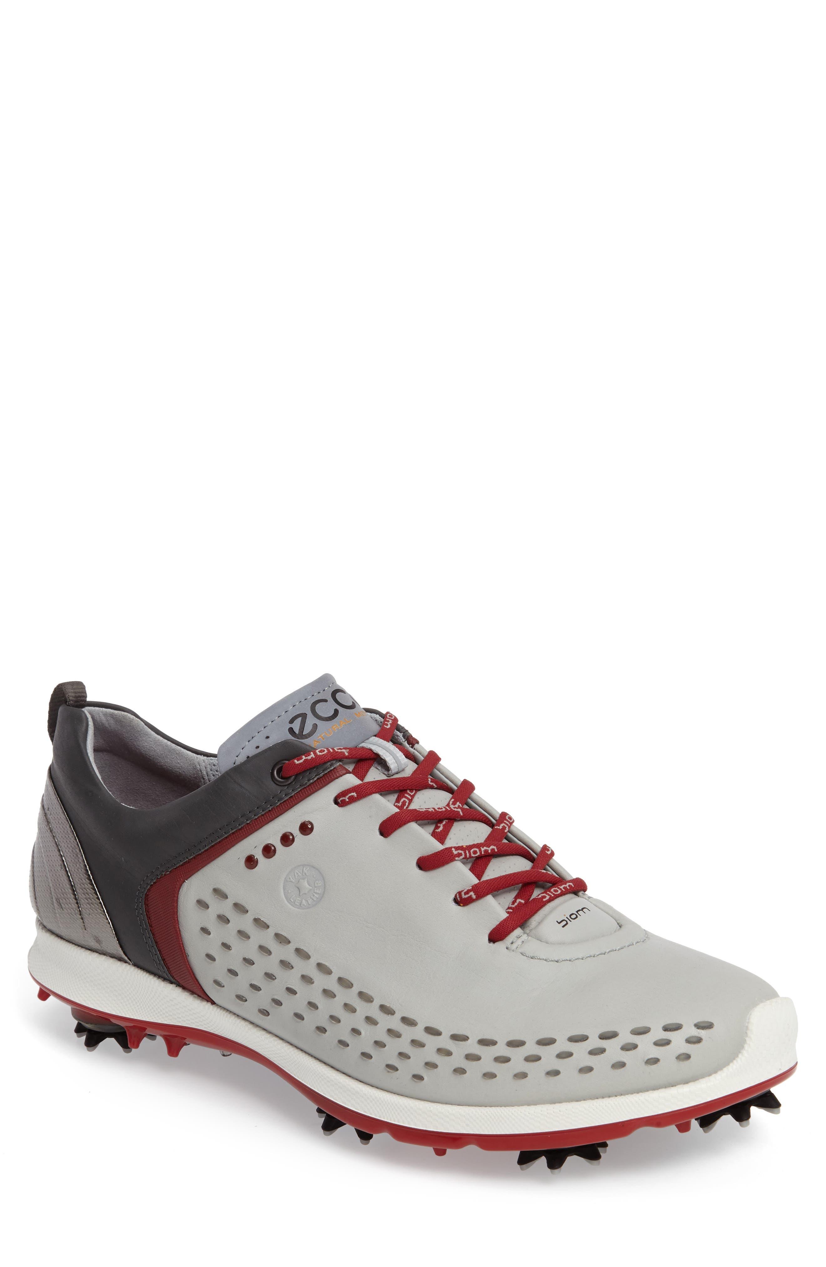 ECCO 'Biom' Hydromax Waterproof Golf Shoe (Men)