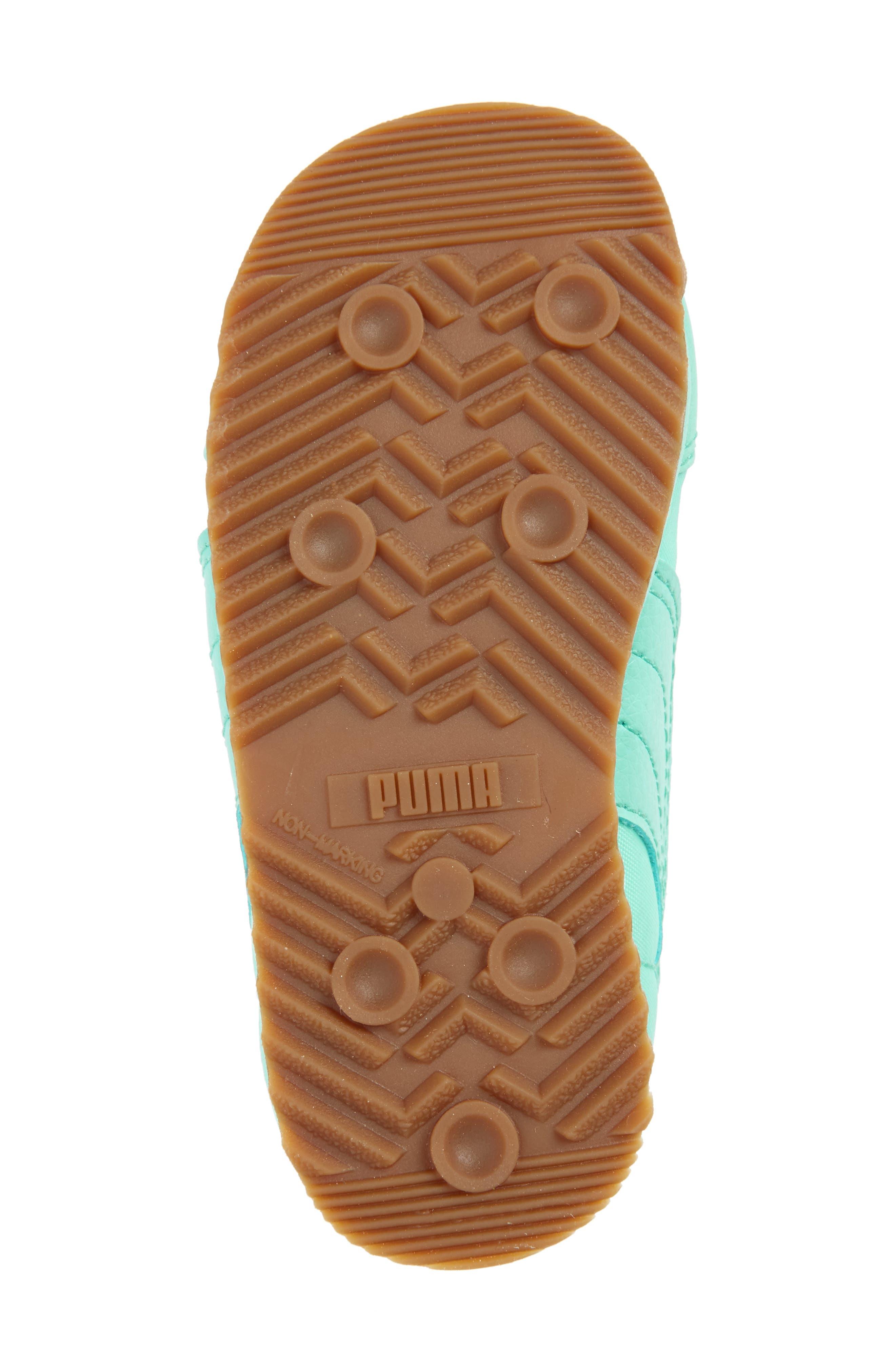 Alternate Image 6  - PUMA Roma Basic Summer Sneaker (Baby, Walker & Toddler)
