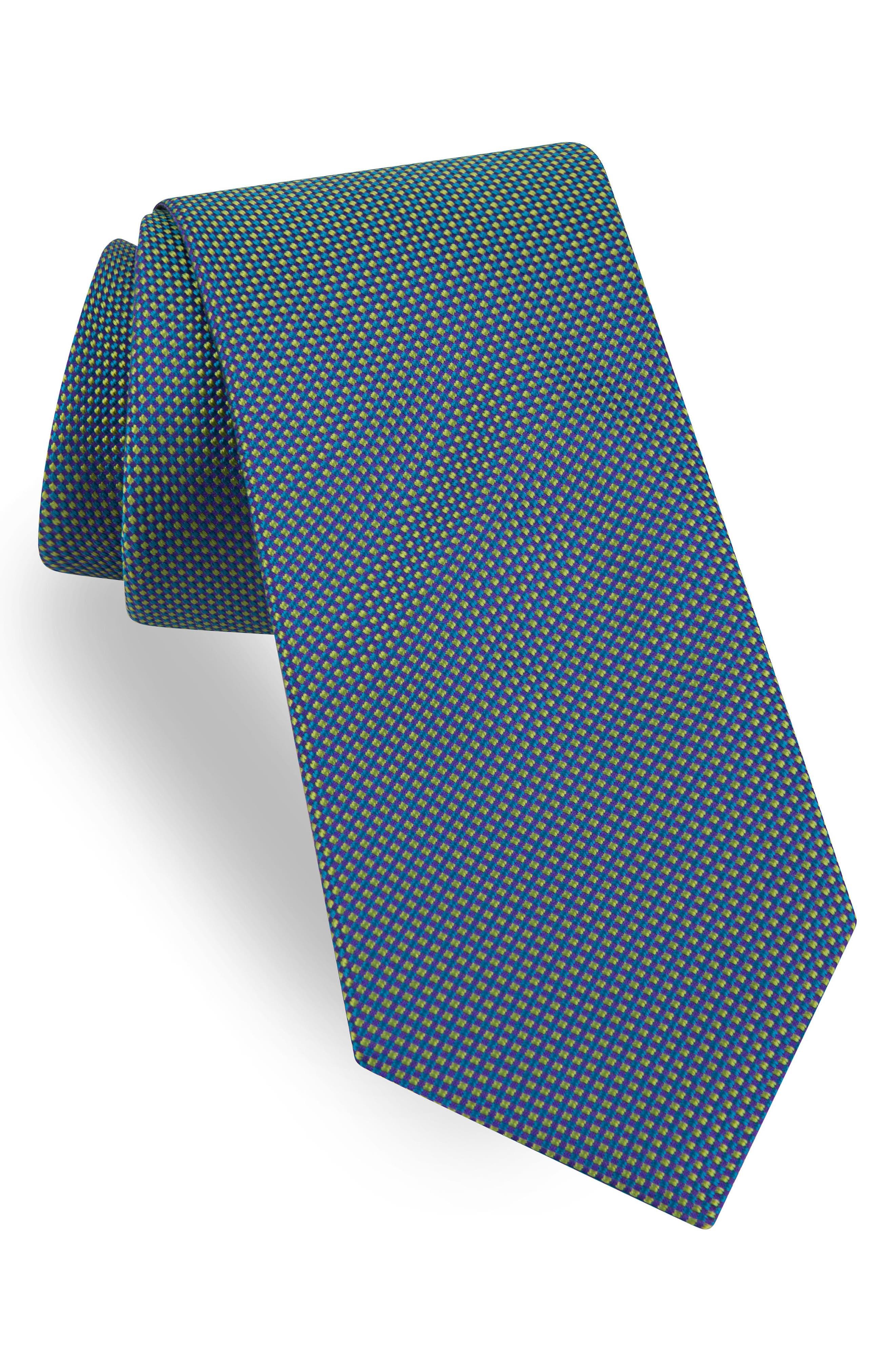 Ted Baker London Solid Silk Tie