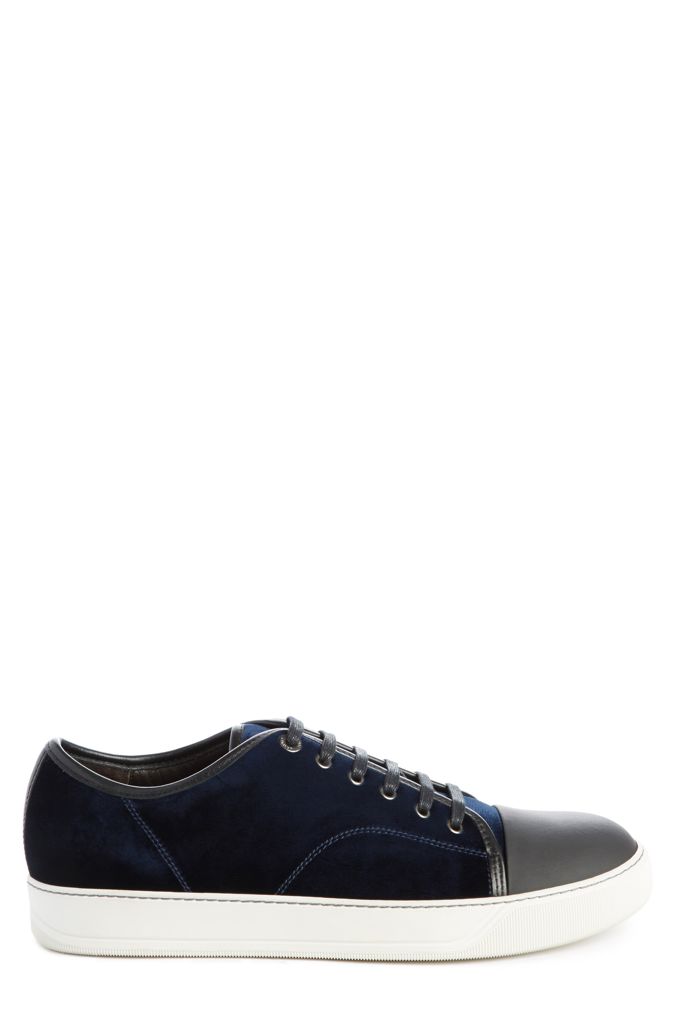 Alternate Image 4  - Lanvin Low Top Sneaker (Men)
